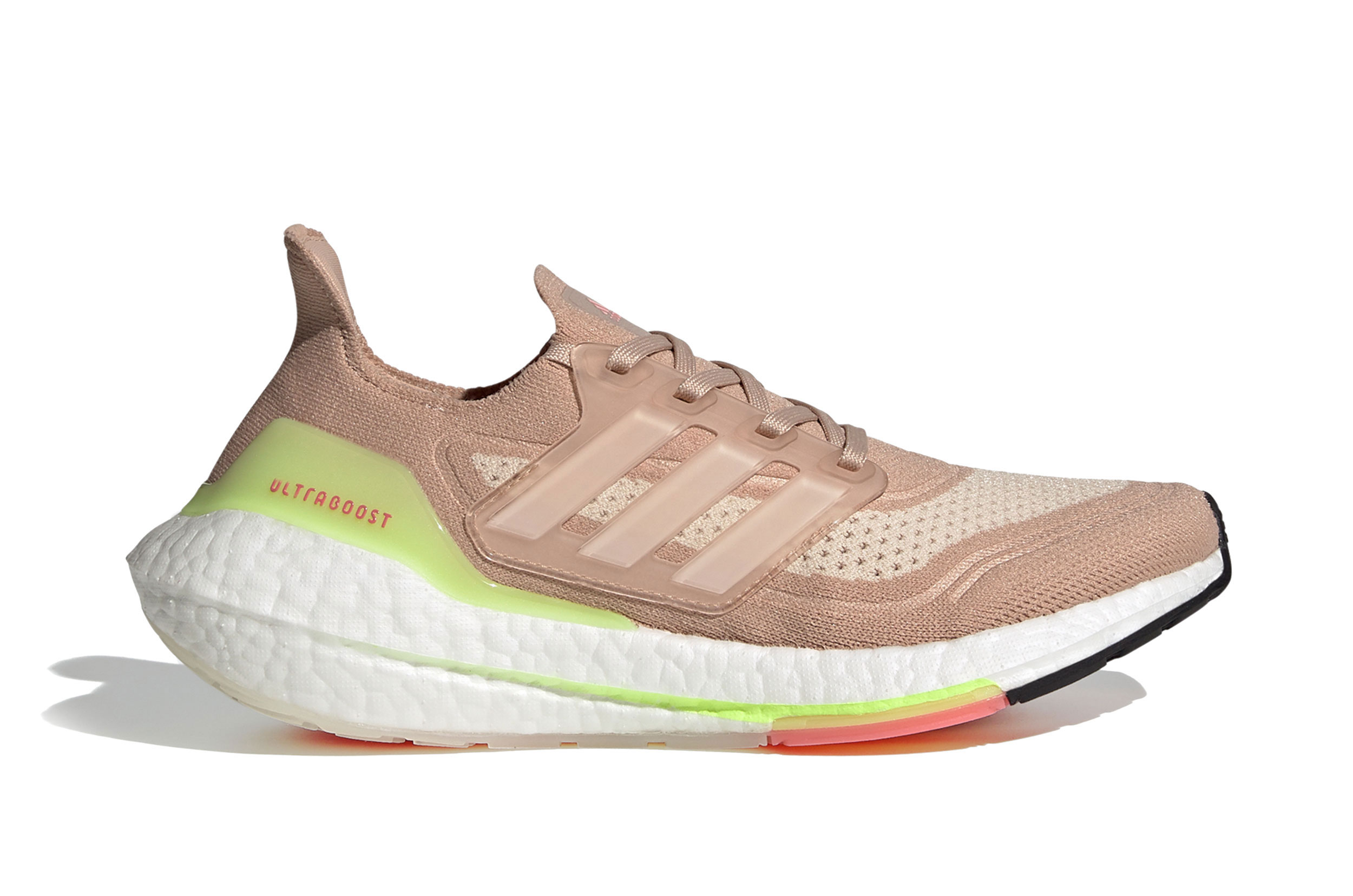 adidas Performance ULTRABOOST 21 W FY0399 Μπέζ