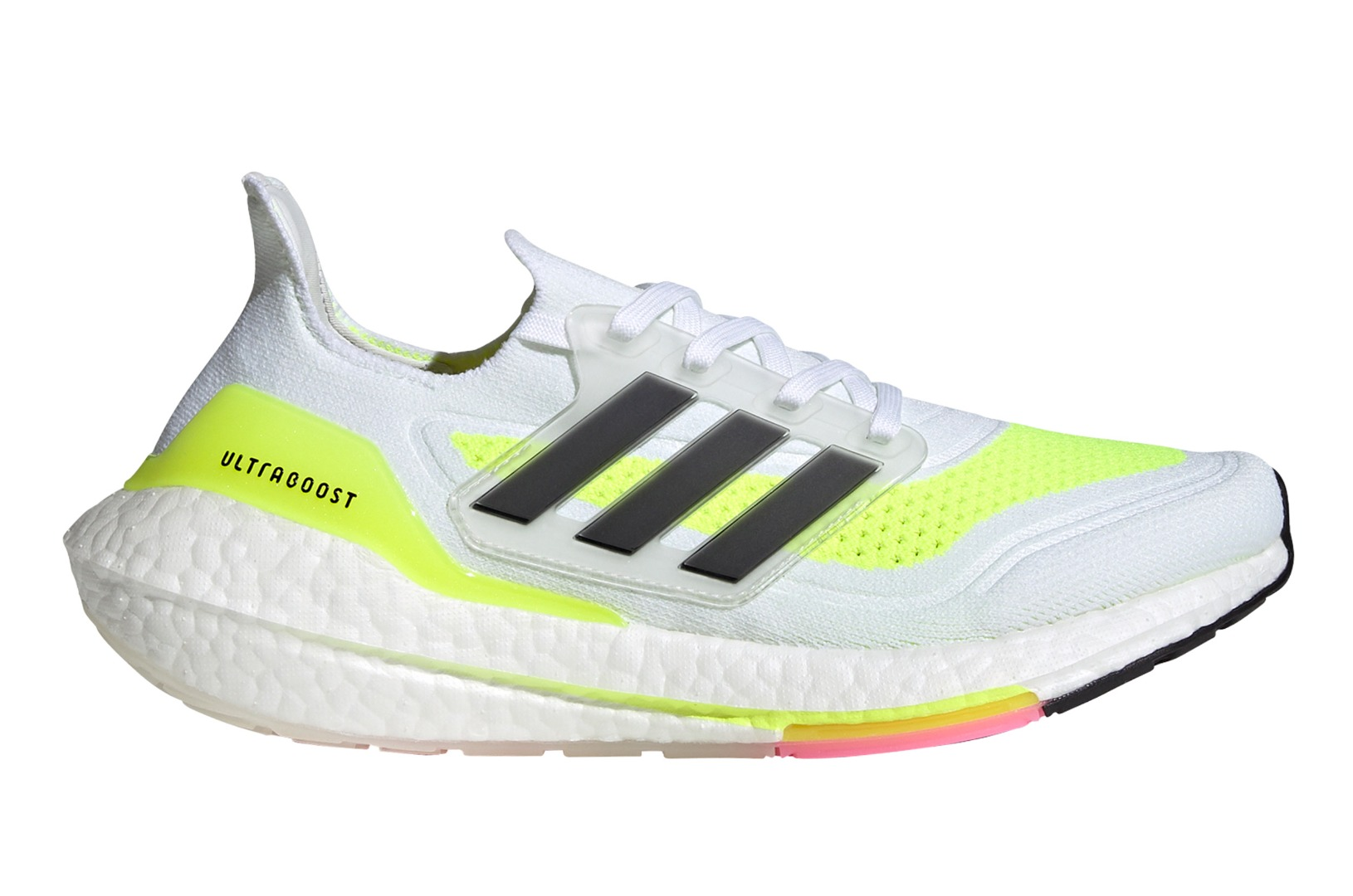 adidas Performance ULTRABOOST 21 W FY0401 Λευκό
