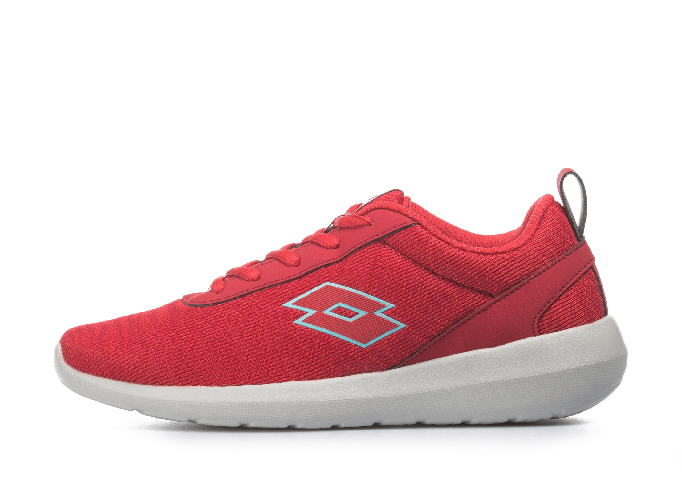 LOTTO SUPERLIGHT LITE II KNIT W T0054-RED Κόκκινο