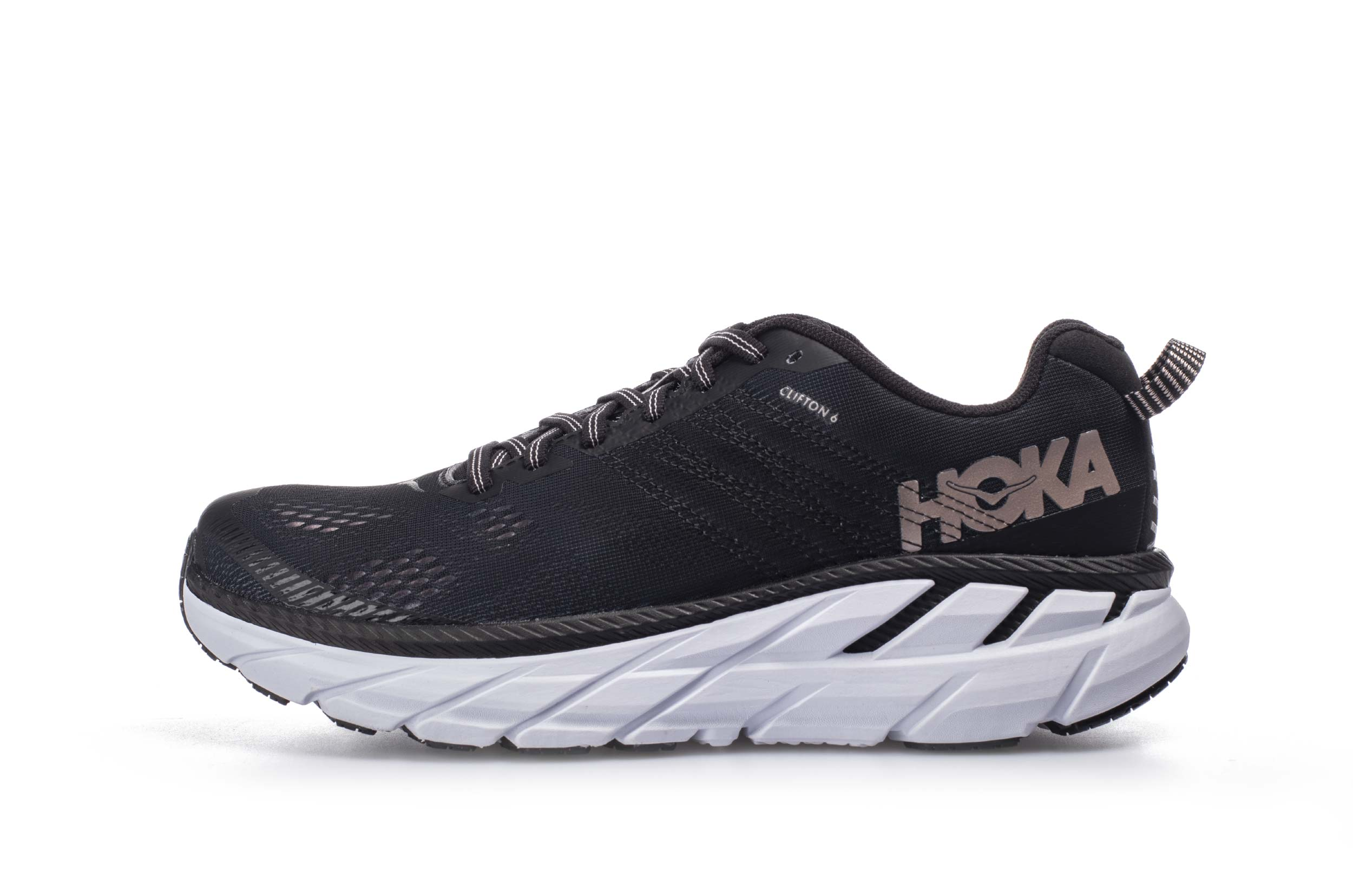 HOKA ONE ONE GLIDE CLIFTON 6 1102873-BRGL Μαύρο