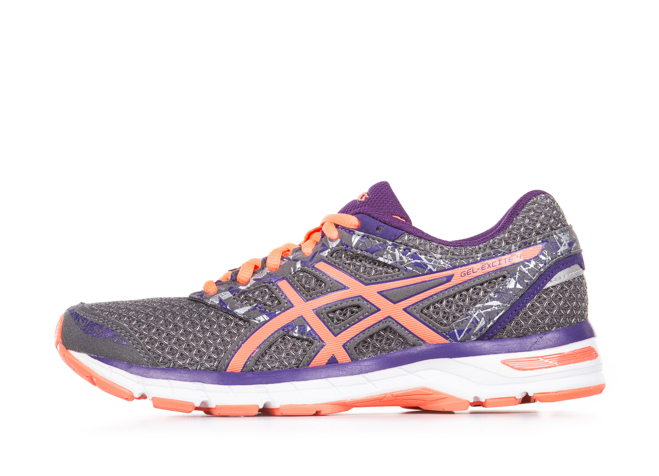 ASICS GEL-EXCITE 4 T6E8N-9606 Ανθρακί