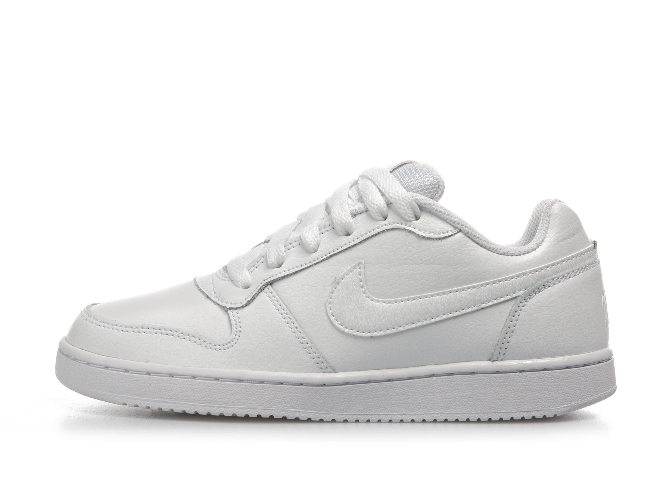 NIKE EBERNON LOW AQ1779-100 Λευκό