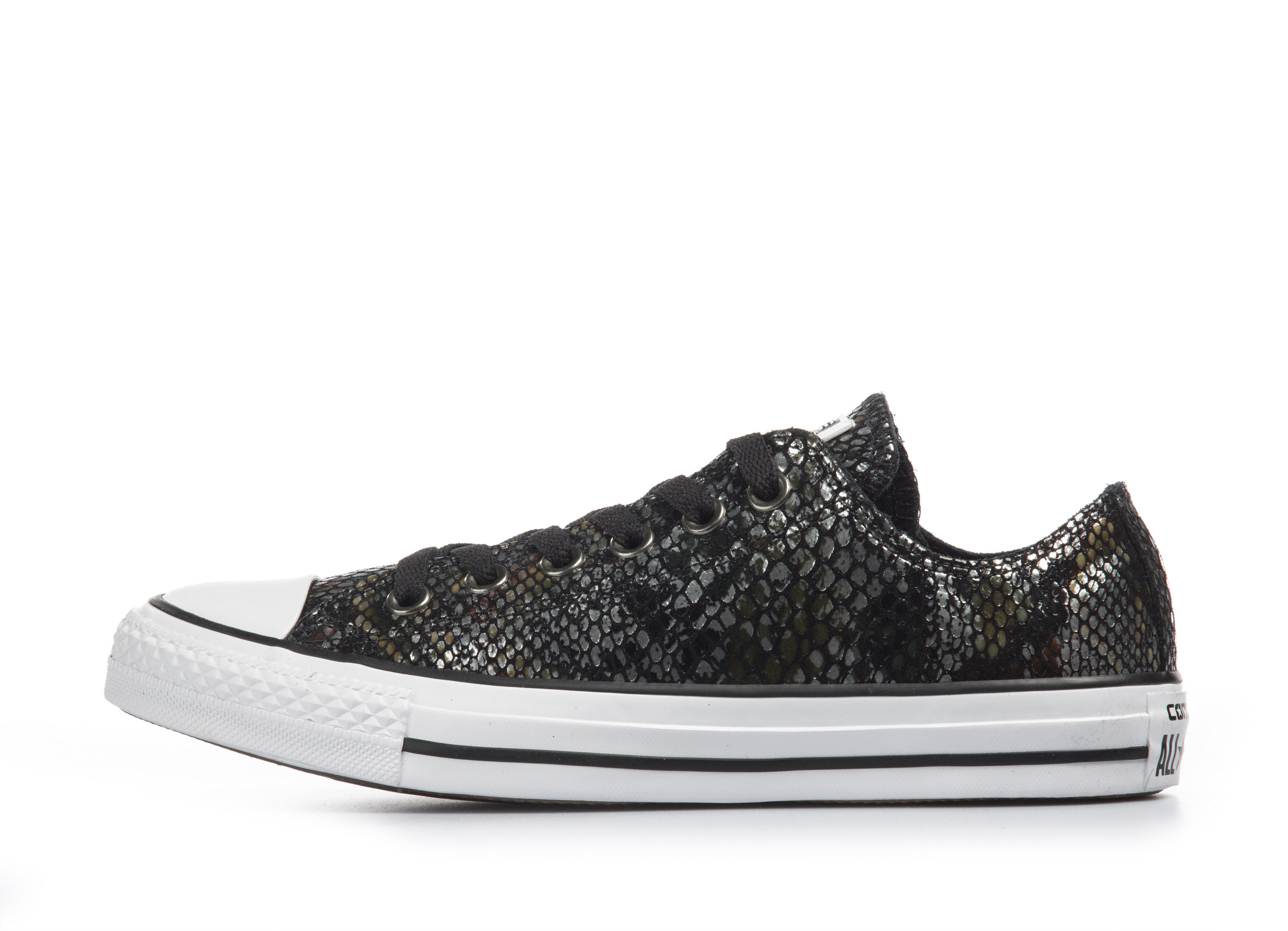 Converse Chuck Taylor All Star Snake Fashion 557981C Ανθρακί γυναικα   υποδήματα   μόδας