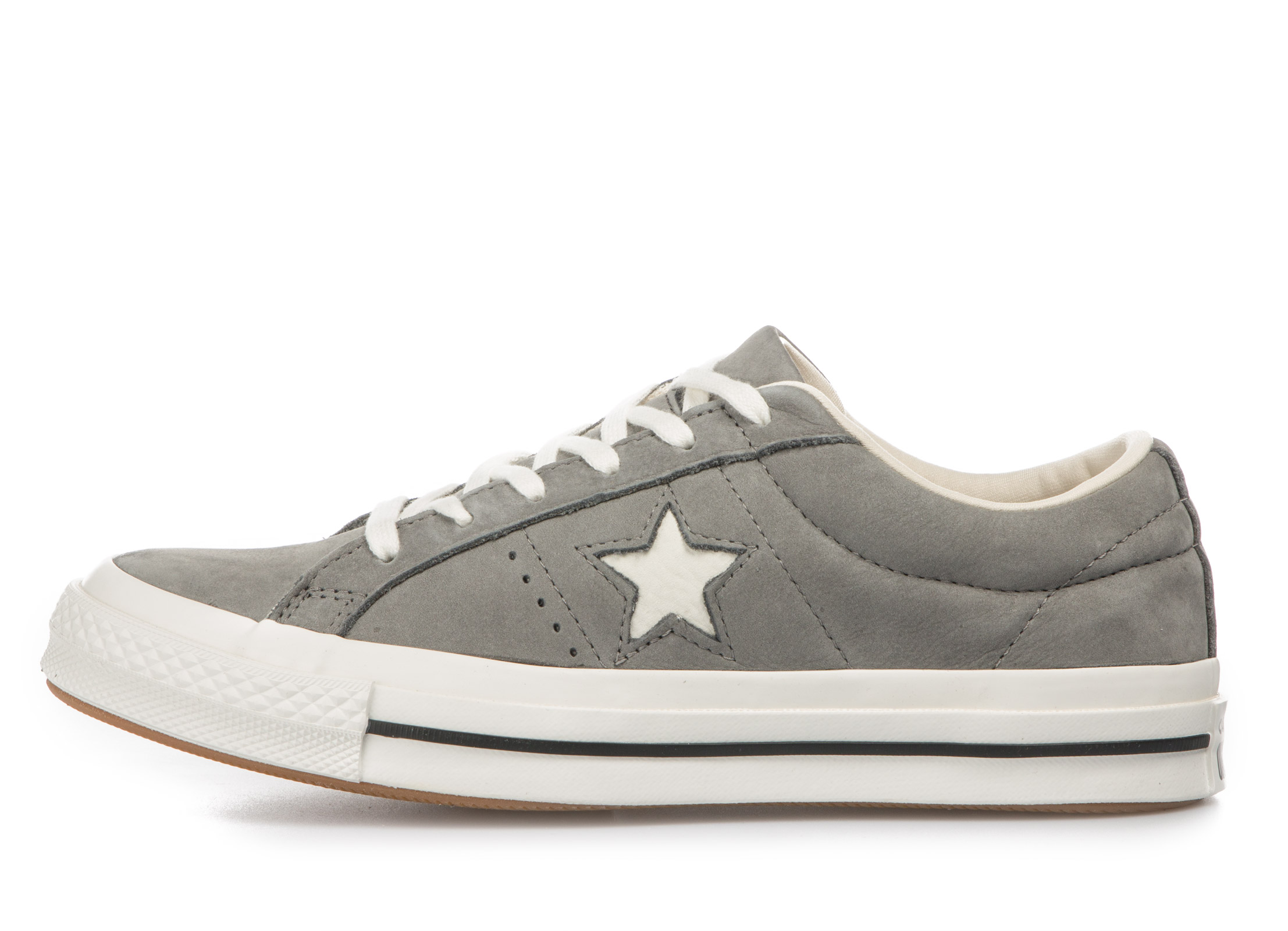 CONVERSE One Star Ox 161584C Γκρί