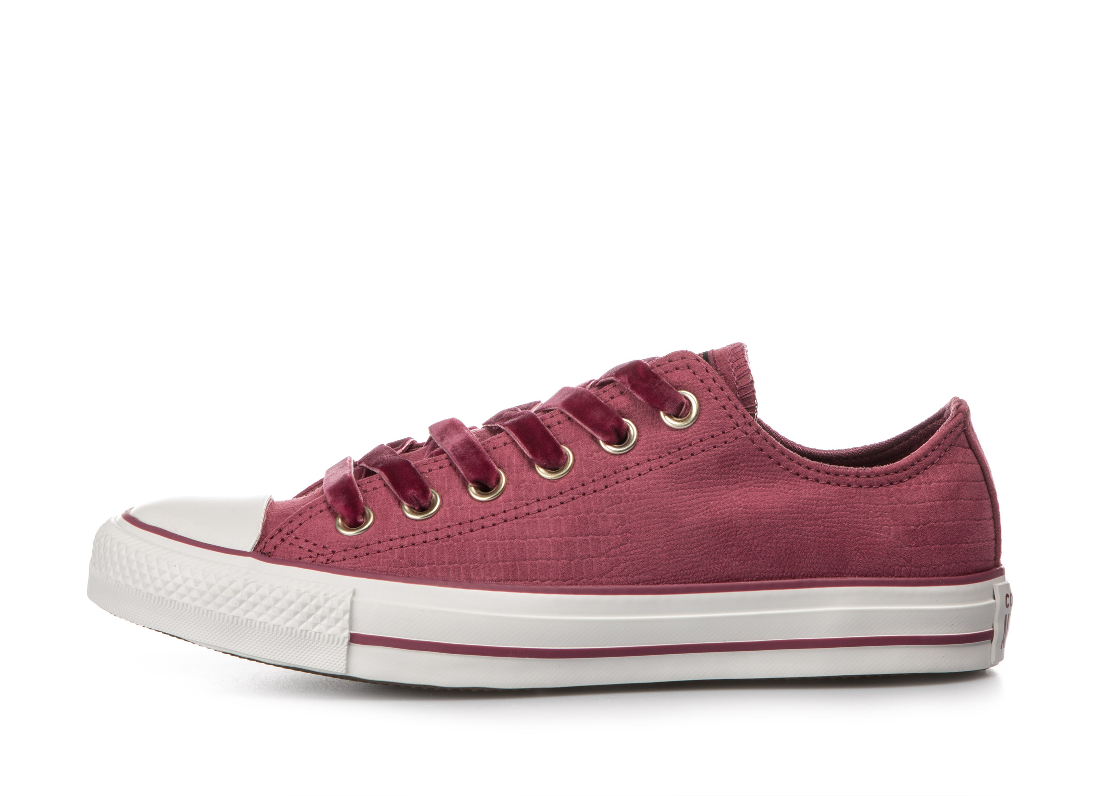 CONVERSE Chuck Taylor All Star Ox 561706C Μπορντό γυναικα   υποδήματα   μόδας