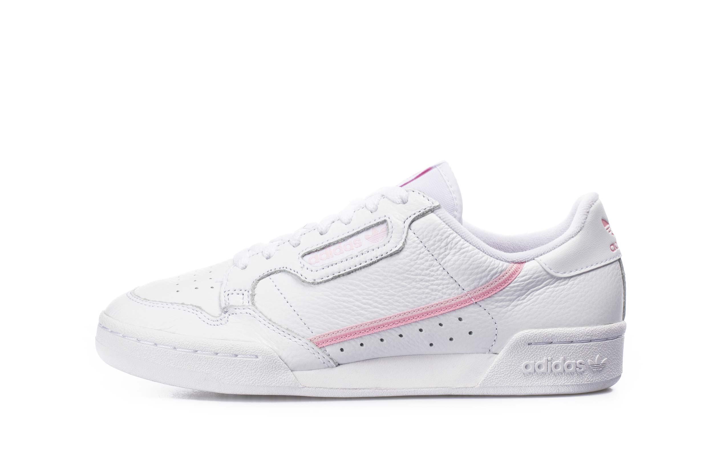 adidas Originals CONTINENTAL 80 W G27722 Λευκό