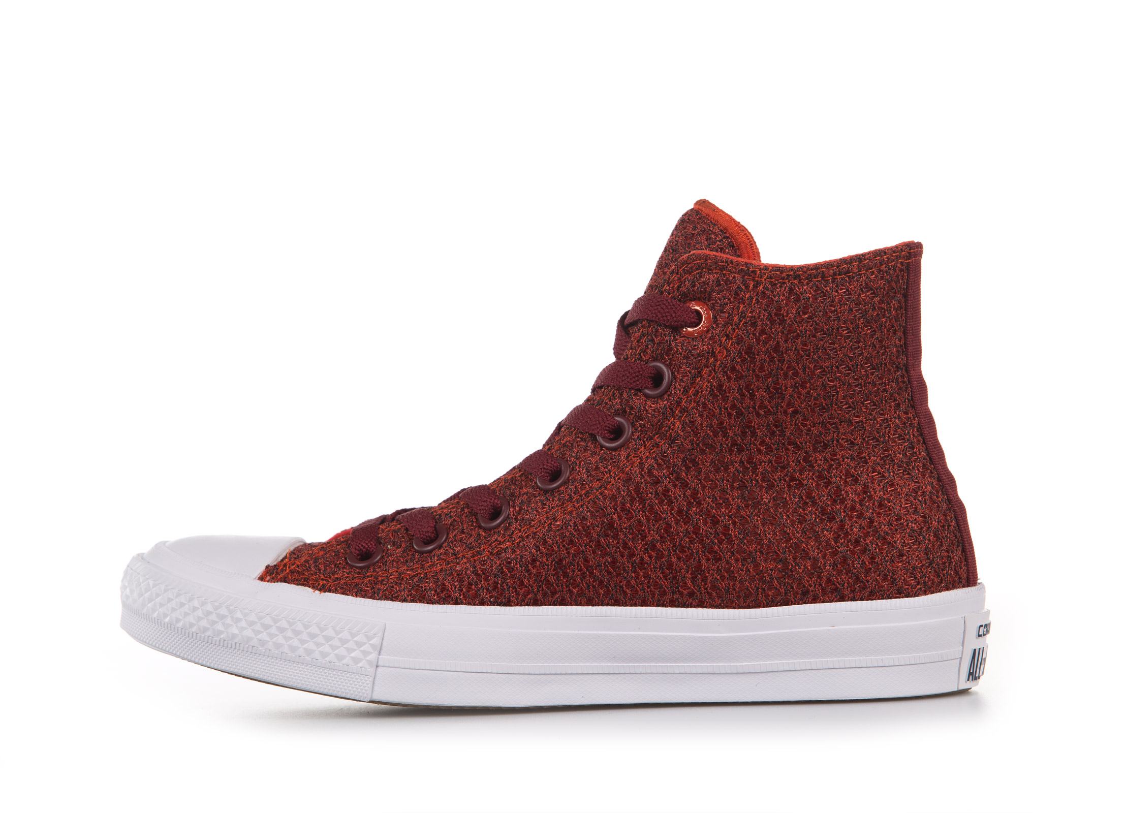 Converse All Star Chuck Taylor II Spacer Mesh 154019C Κόκκινο γυναικα   υποδήματα   μόδας
