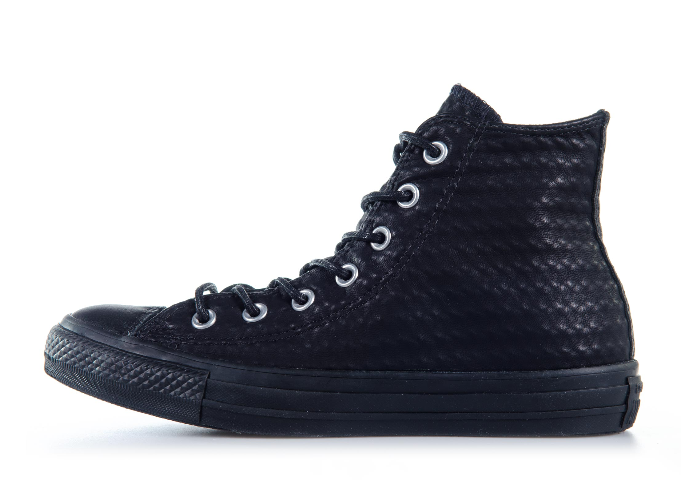 Converse Chuck Taylor All Star Craft Leather 153564C Μαύρο