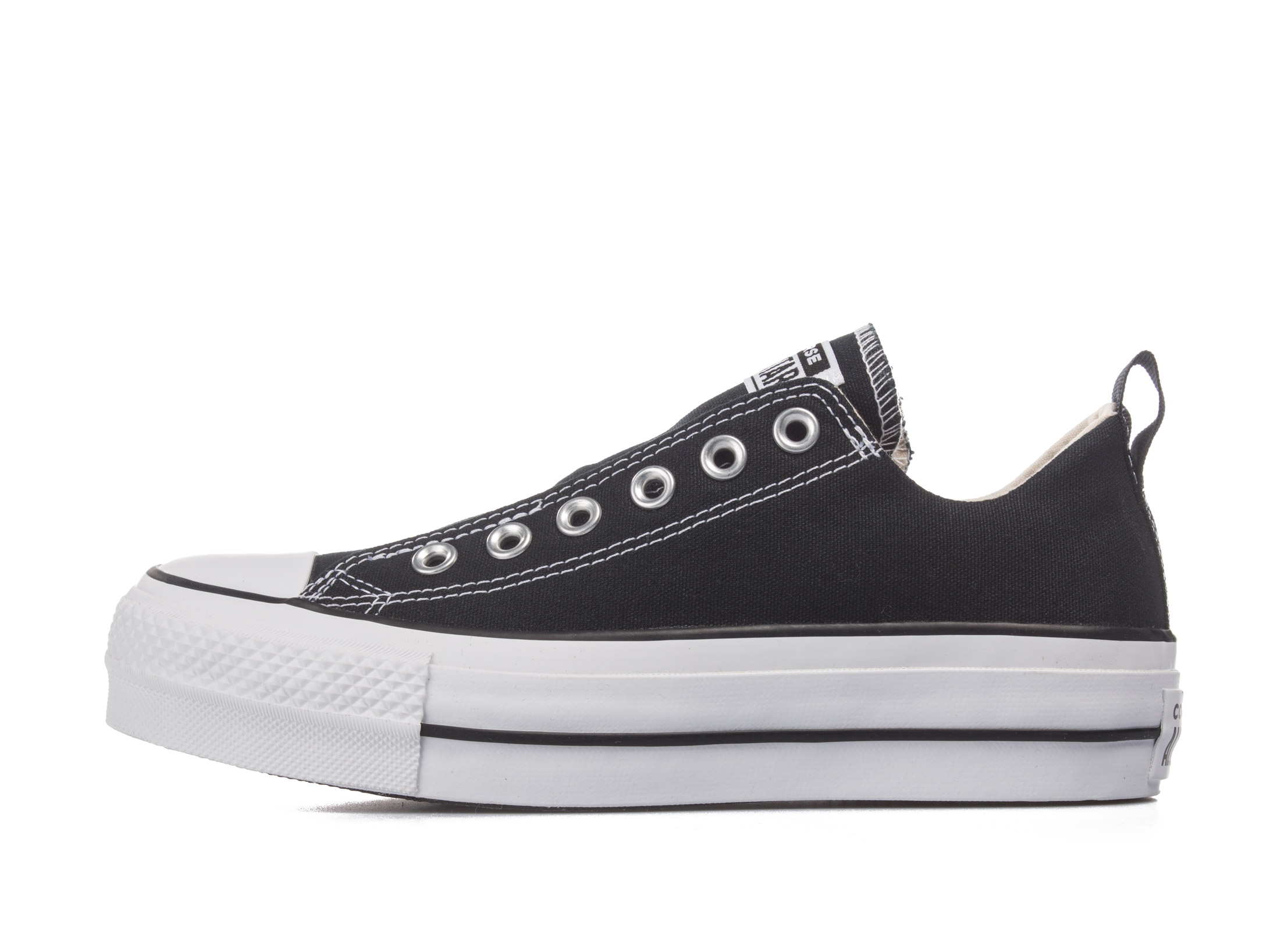 Converse CTAS Fashion Ox 563456C Μαύρο