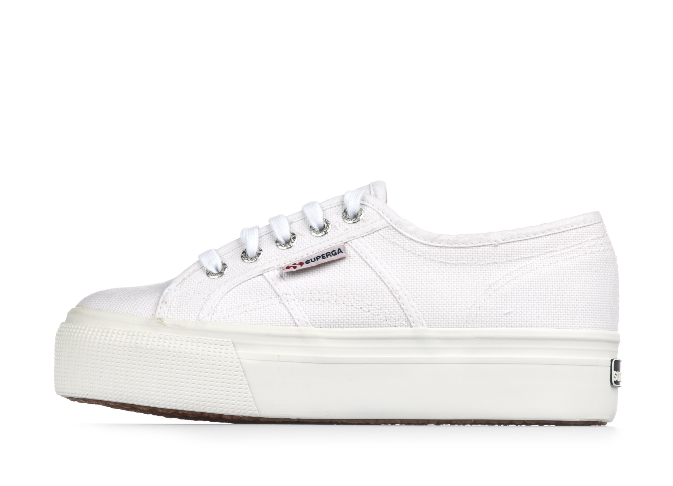 SUPERGA 2790ACOTW LINEA UP AND DOWN E45002 S0001L0-901 Λευκό