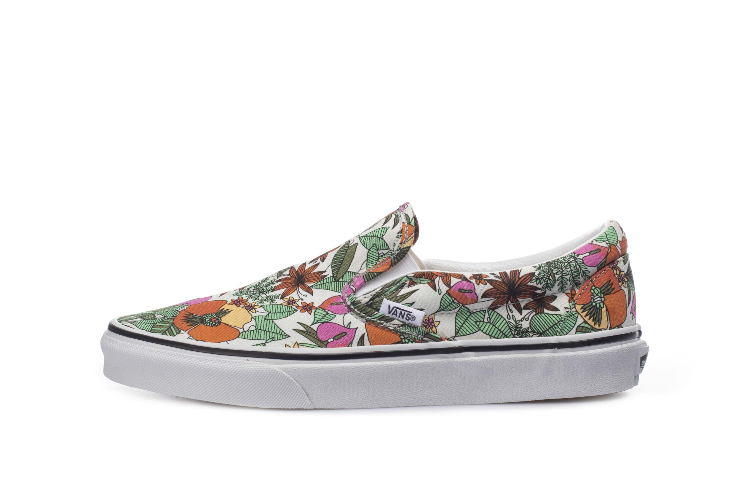 VANS MULTI TROPIC CLASSIC SLIP-ON VA4U38WS9-WS9 Πολύχρωμο