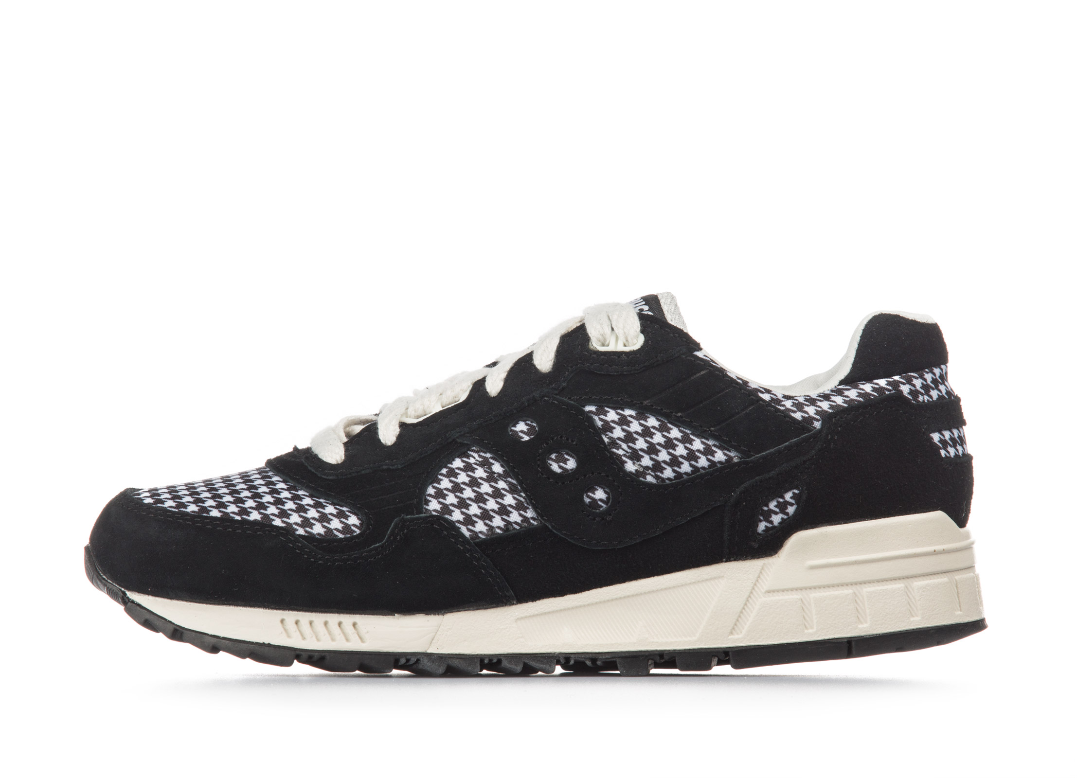 SAUCONY SHADOW 5000HT S60350-1 Λευκό-Μαυρο