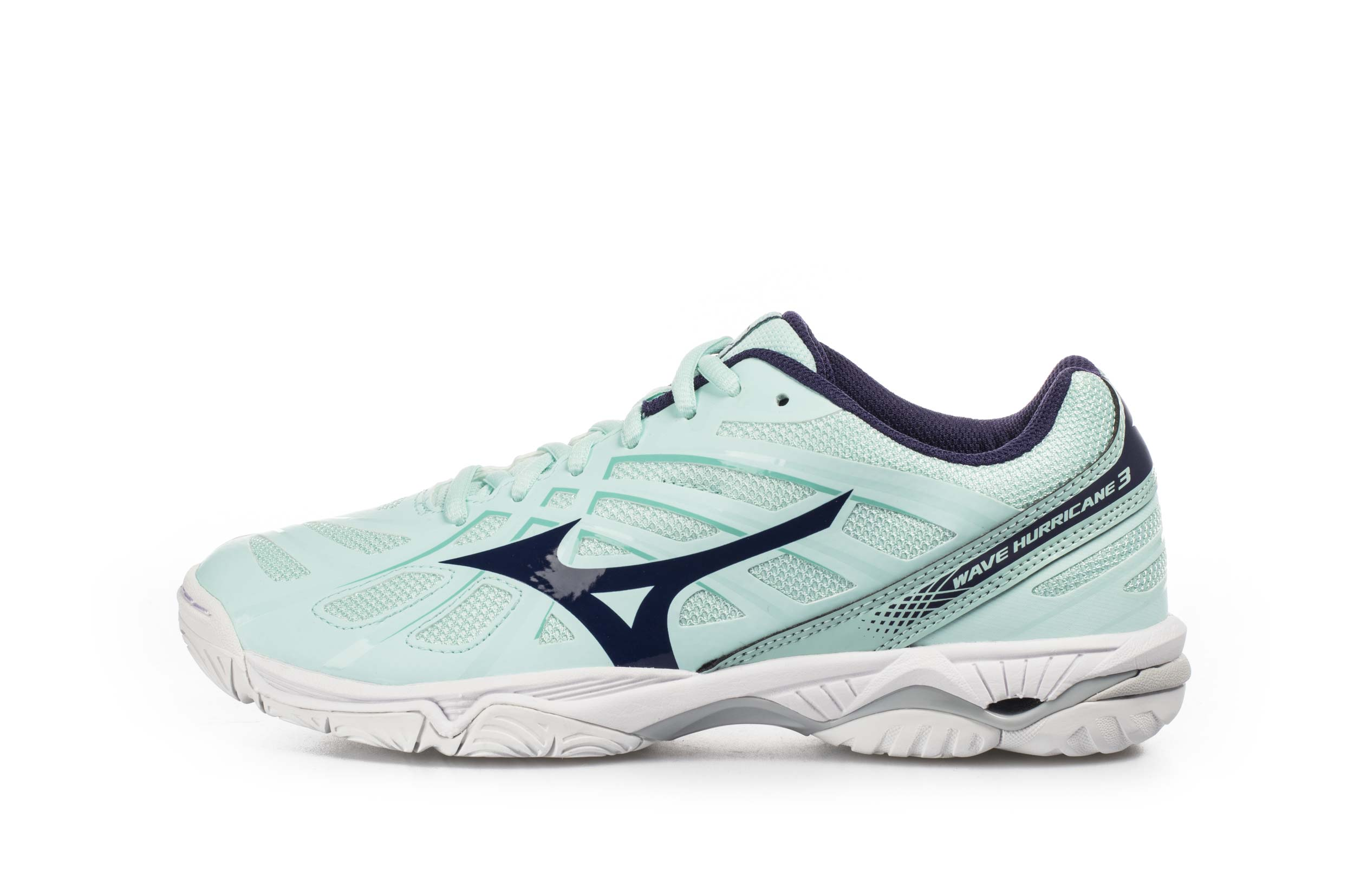 MIZUNO WAVE HURRICANE 3 V1GC1740-28 Τιρκουάζ