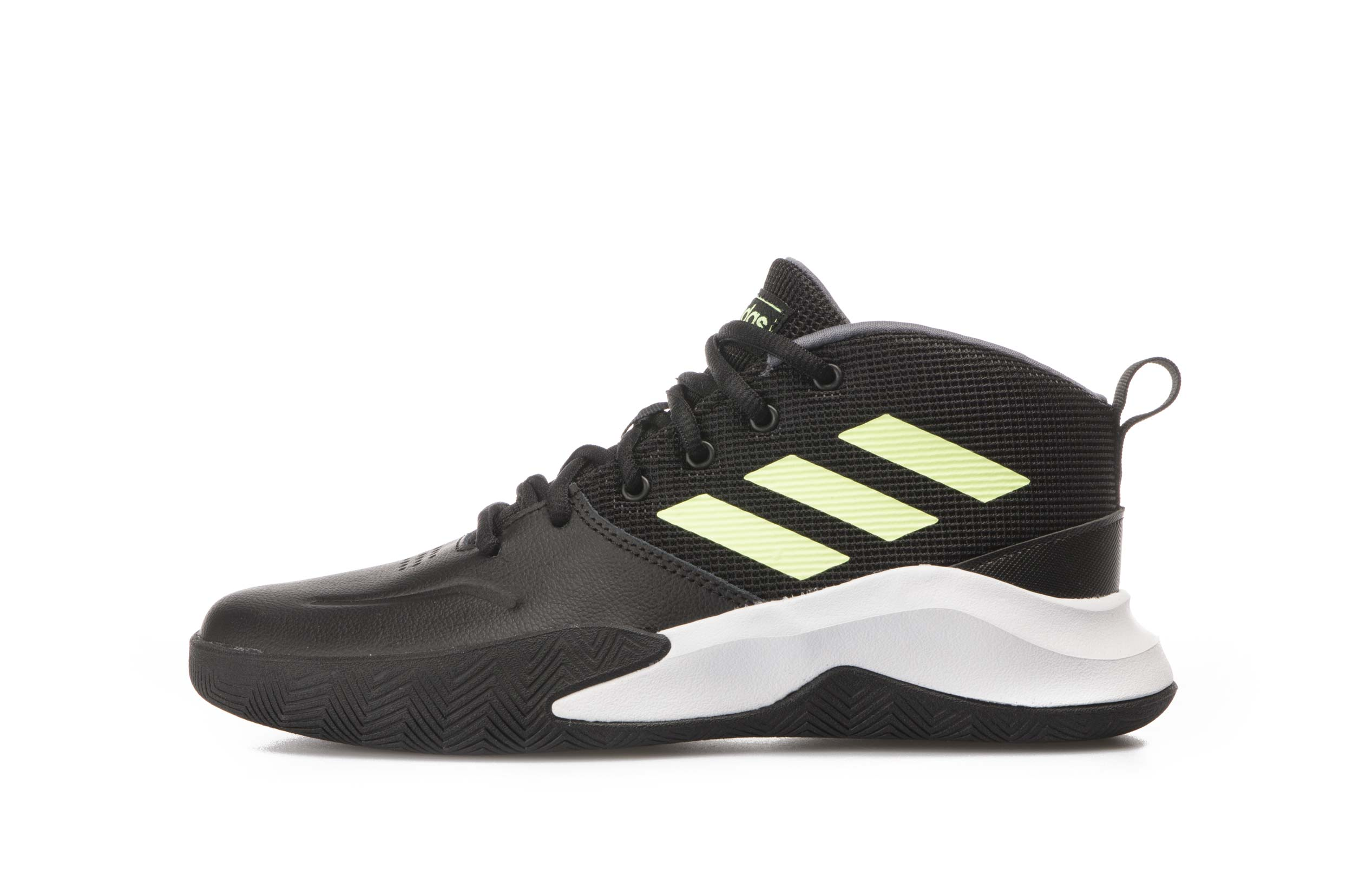 adidas Performance OWNTHEGAME K WIDE EF0308 Μαύρο