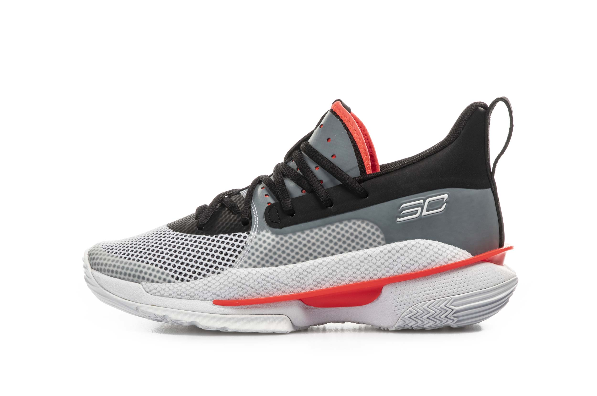 UNDER ARMOUR CURRY 7 3022113-100 Λευκό