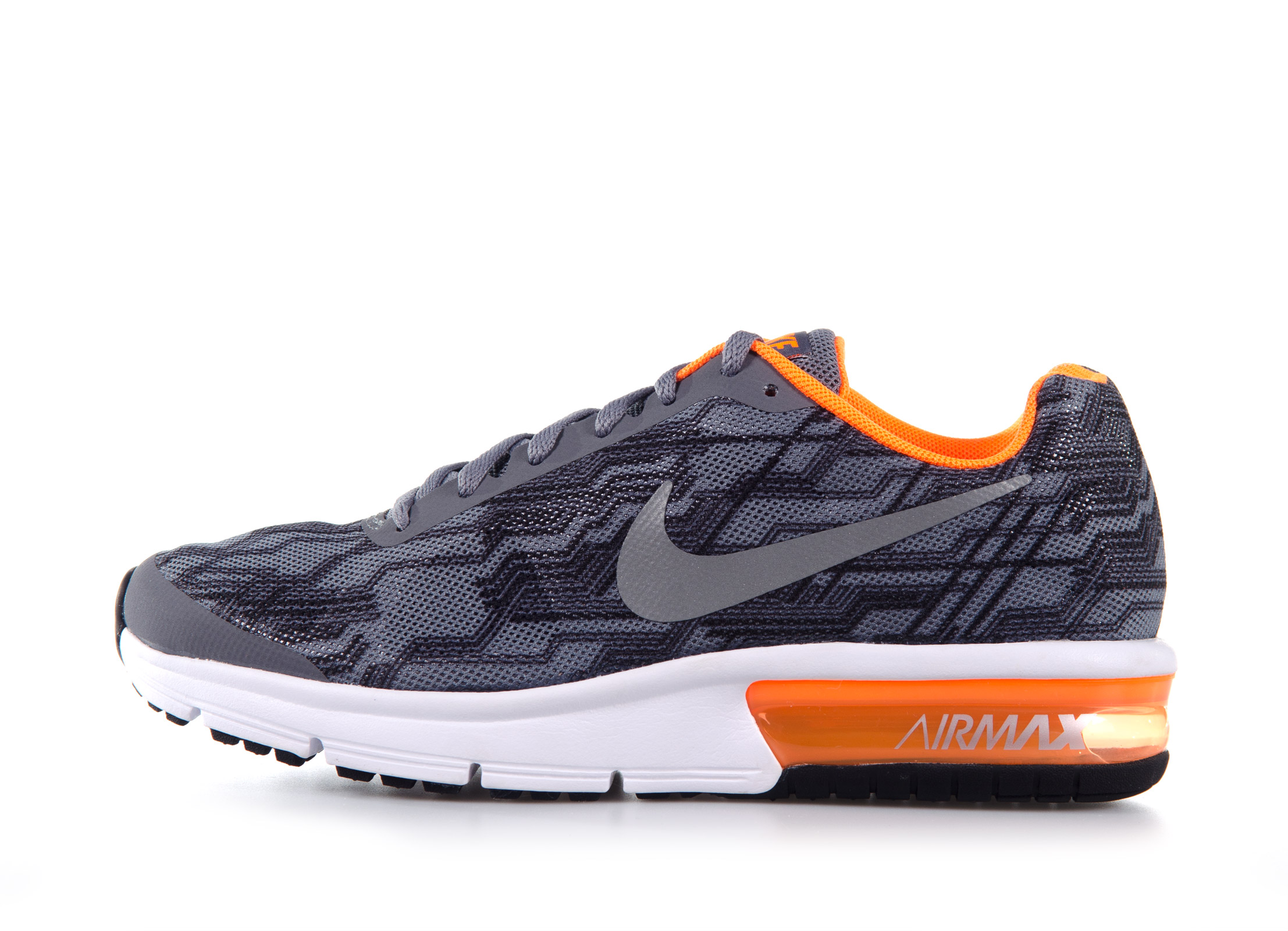 NIKE AIR MAX SEQUENT 820329-001 Ανθρακί
