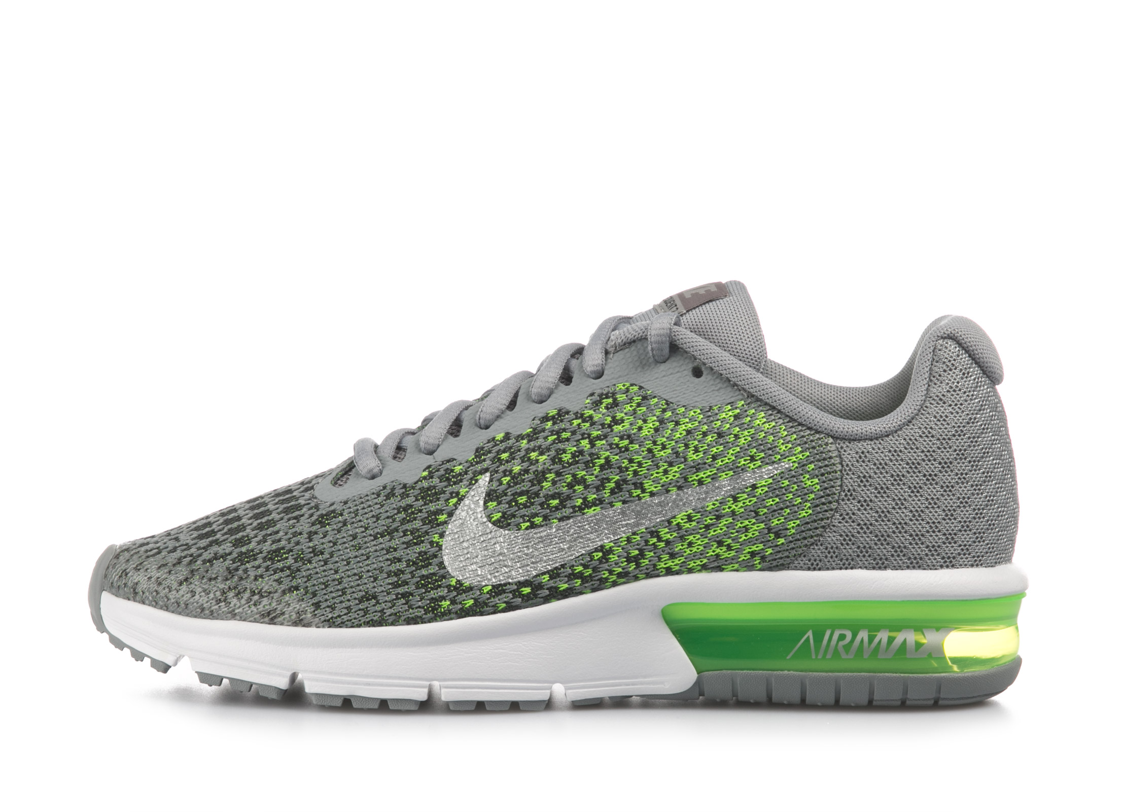 NIKE AIR MAX SEQUENT 2 869993-003 Γκρί