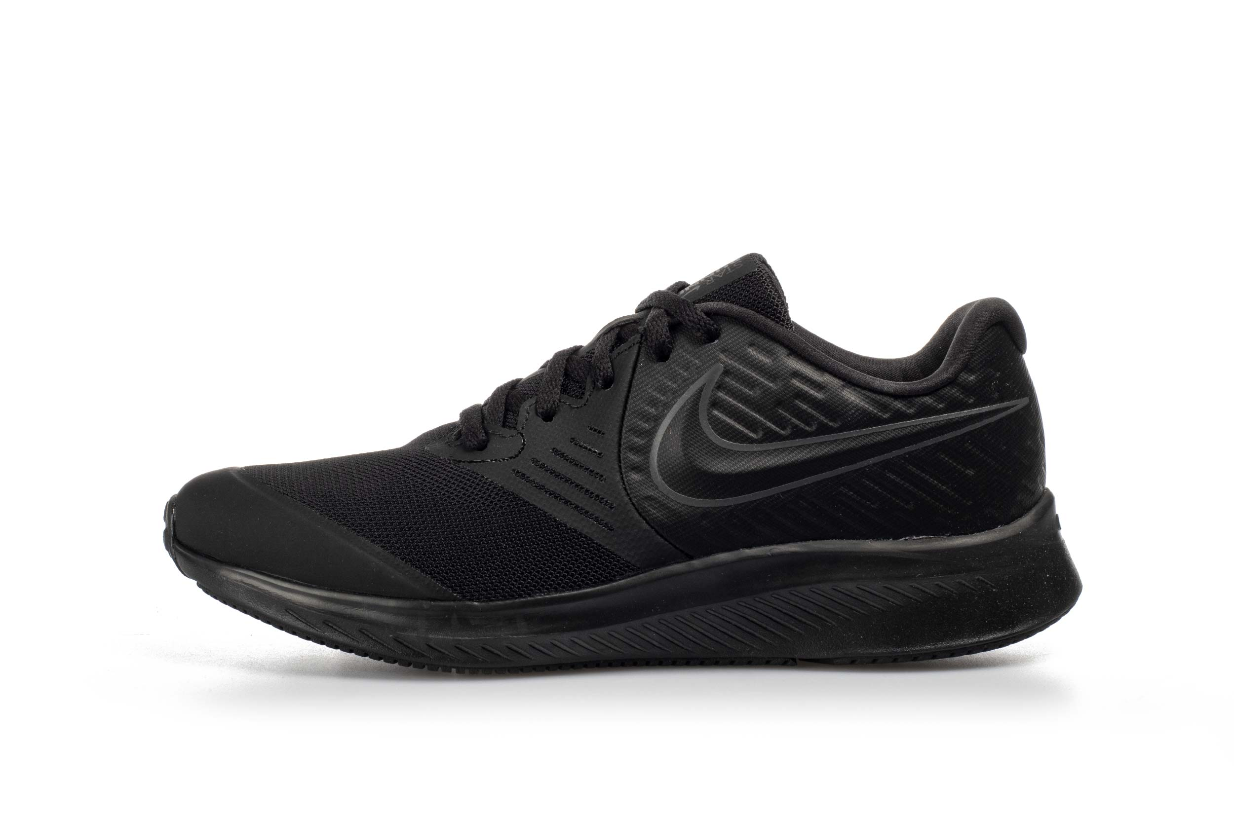 NIKE STAR RUNNER 2 GS AQ3542-003 Μαυρο