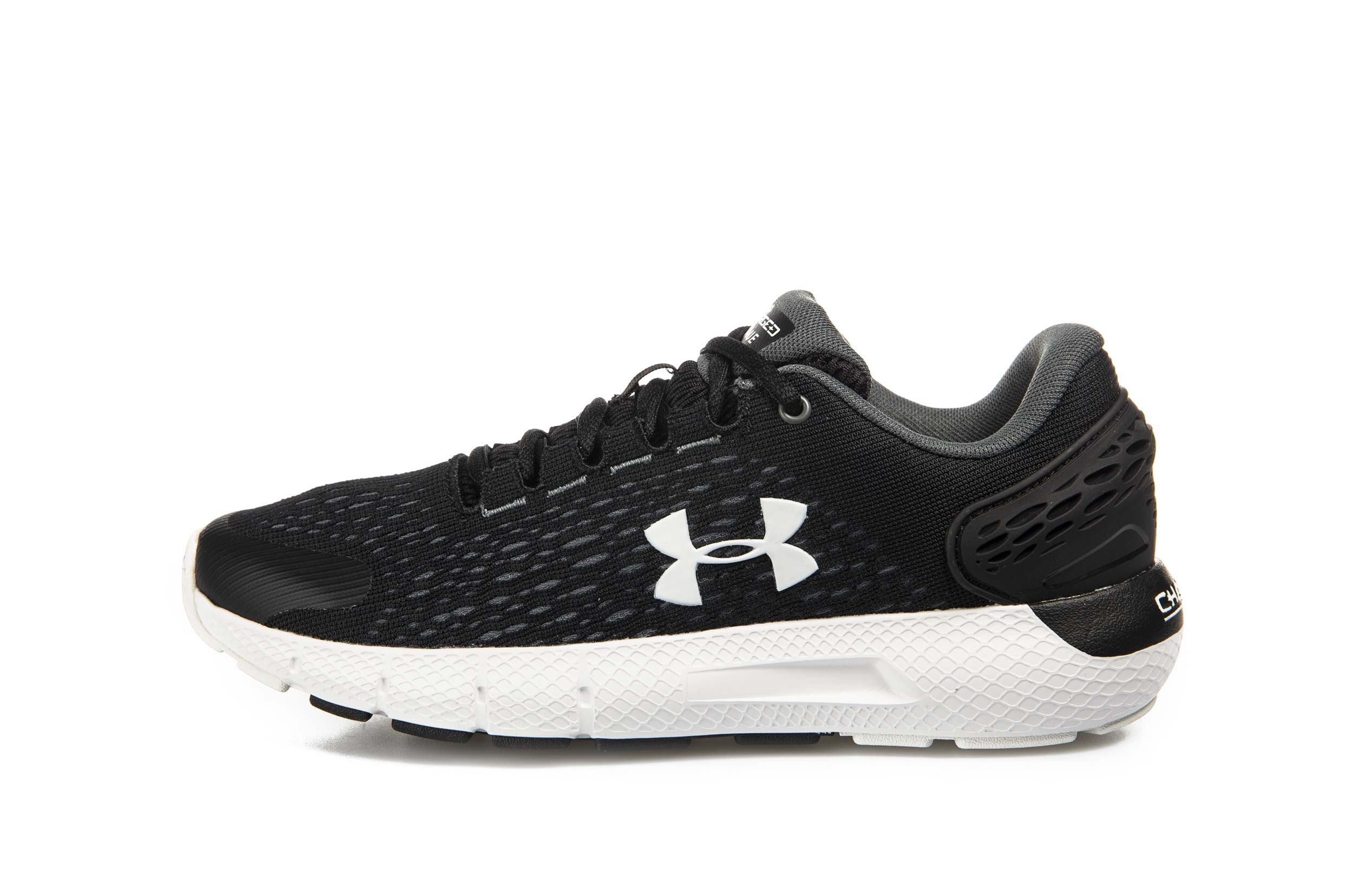 UNDER ARMOUR UA GS CHARGED ROGUE 2 3022868-001 Μαύρο
