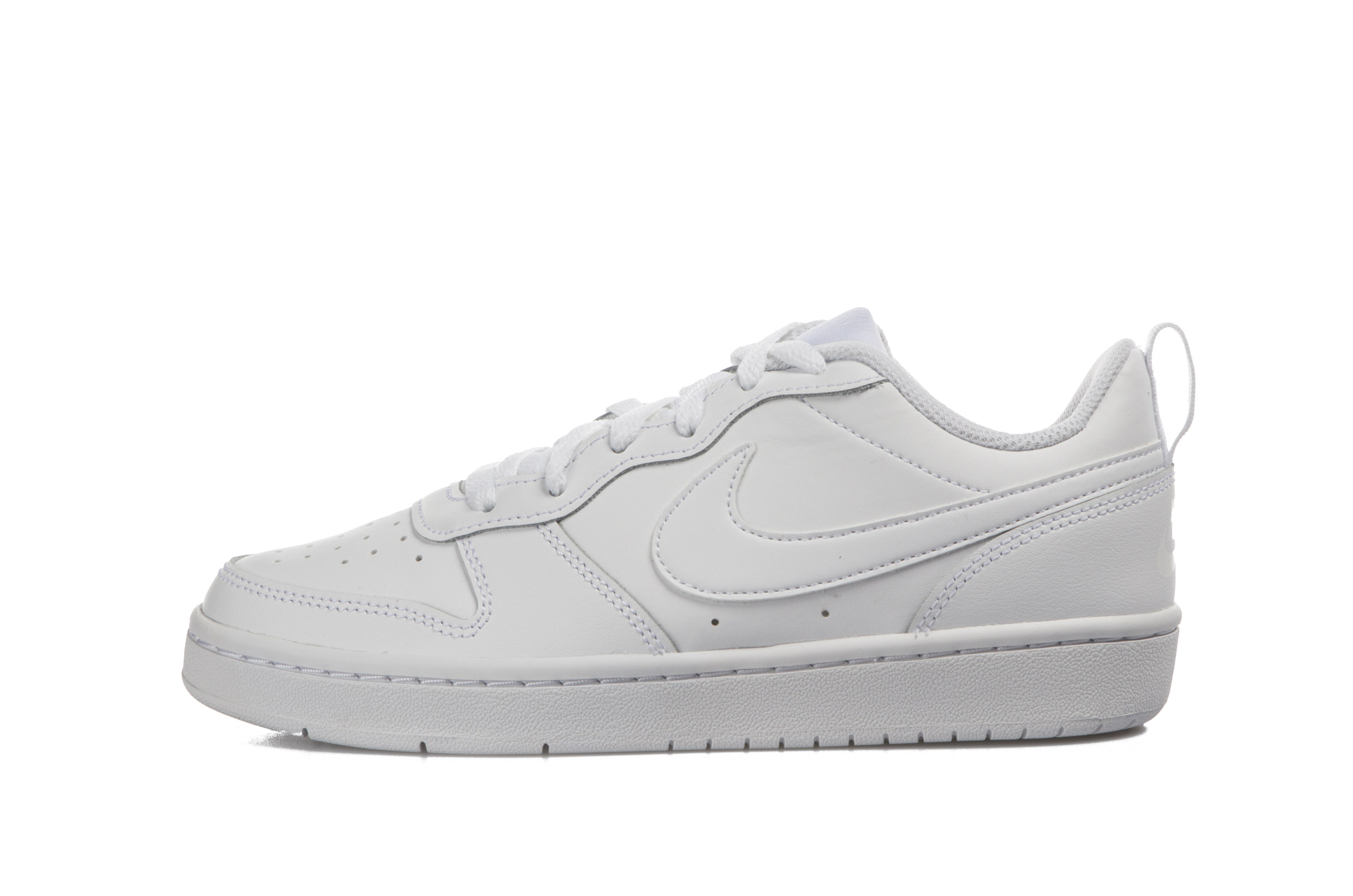NIKE COURT BOROUGH LOW 2 BQ5448-100 Λευκό