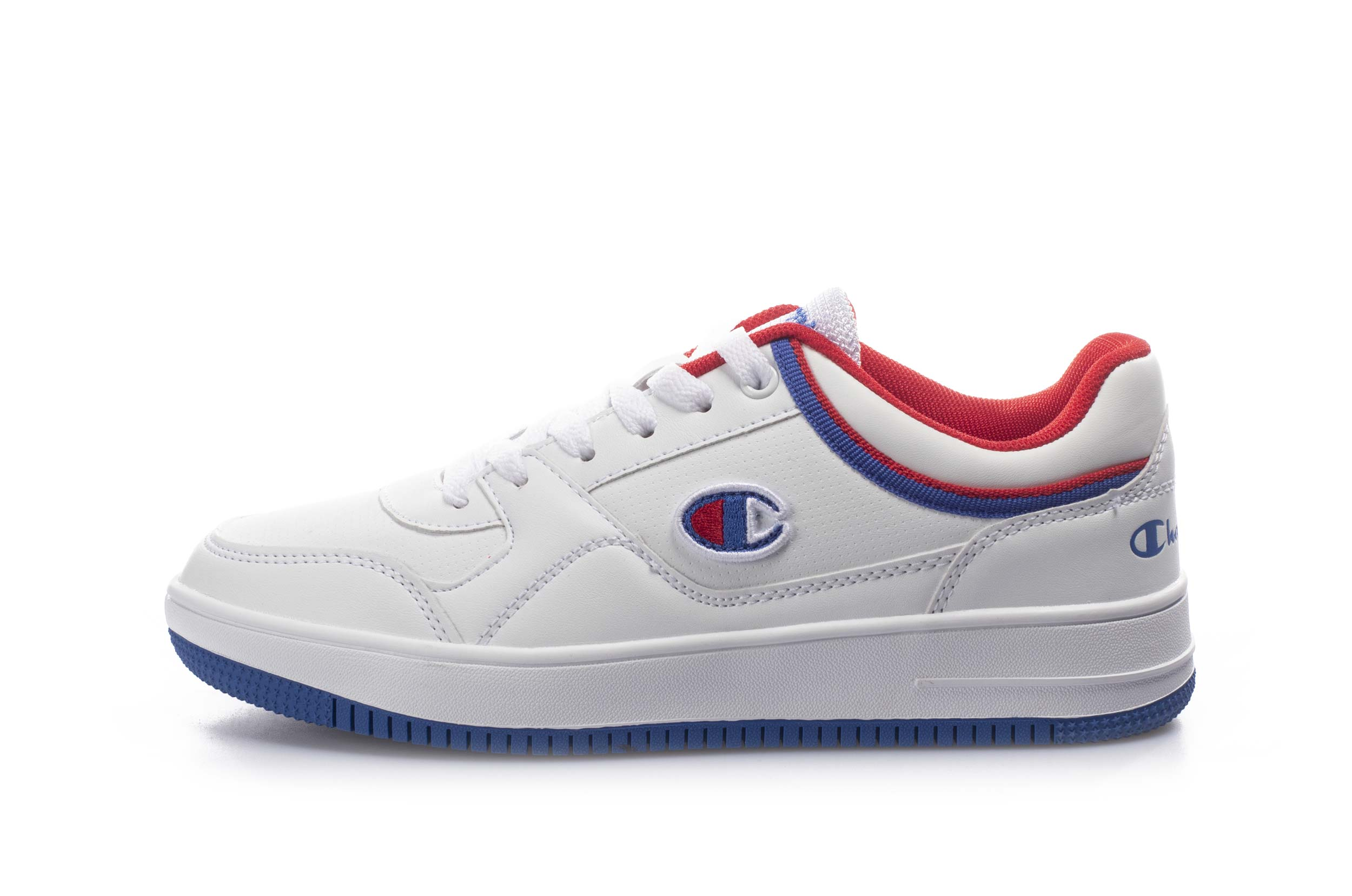 CHAMPION REBOUND LOW B GS S31968-WW001 Λευκό