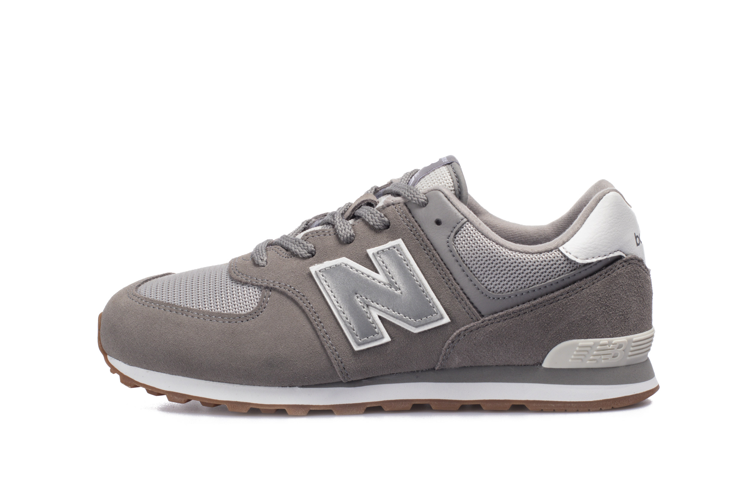 NEW BALANCE 574 GC574SPU Γκρί