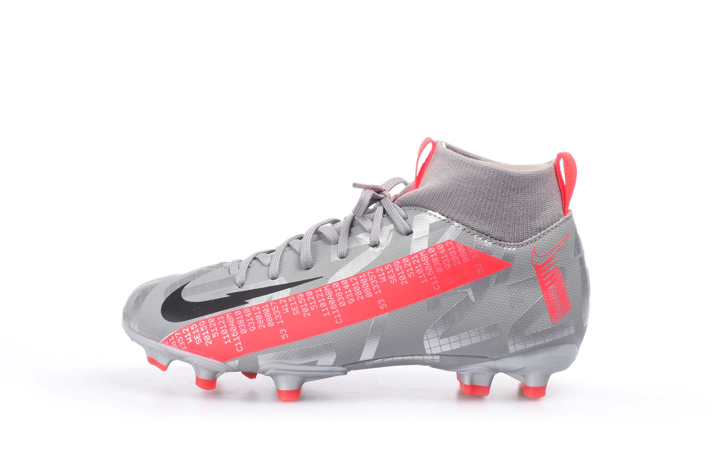 NIKE JR. MERCURIAL SUPERFLY 7 ACADEMY AT8120-906 Γκρί