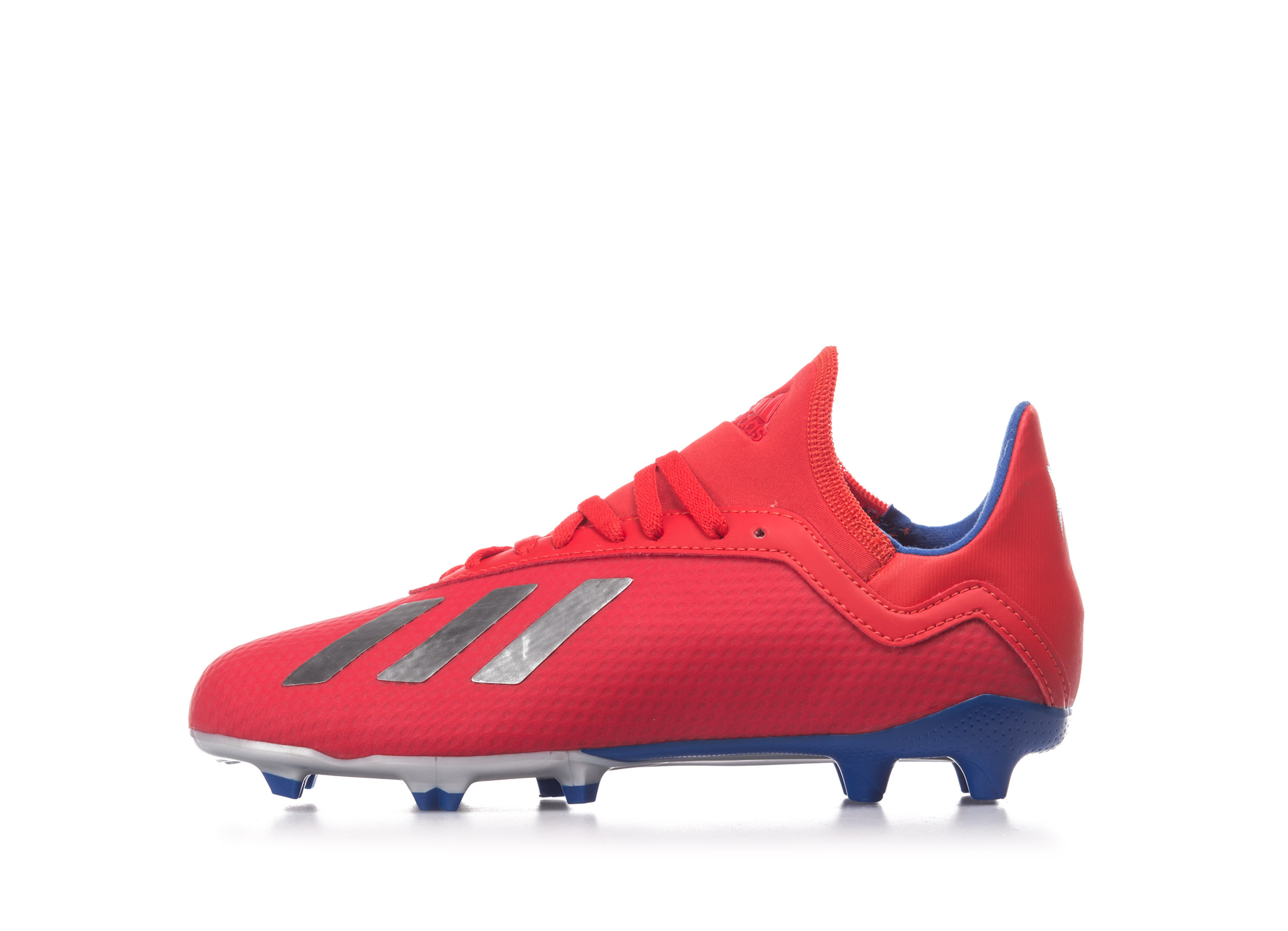 adidas Performance X 18.3 FG J «EXHIBIT PACK» BB9371 Κόκκινο