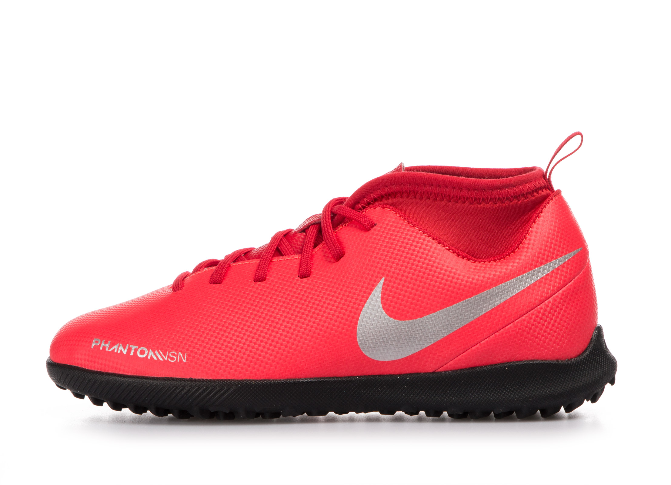 NIKE JR PHANTOM VSN CLUB DF TF AO3294-600 Κοραλί