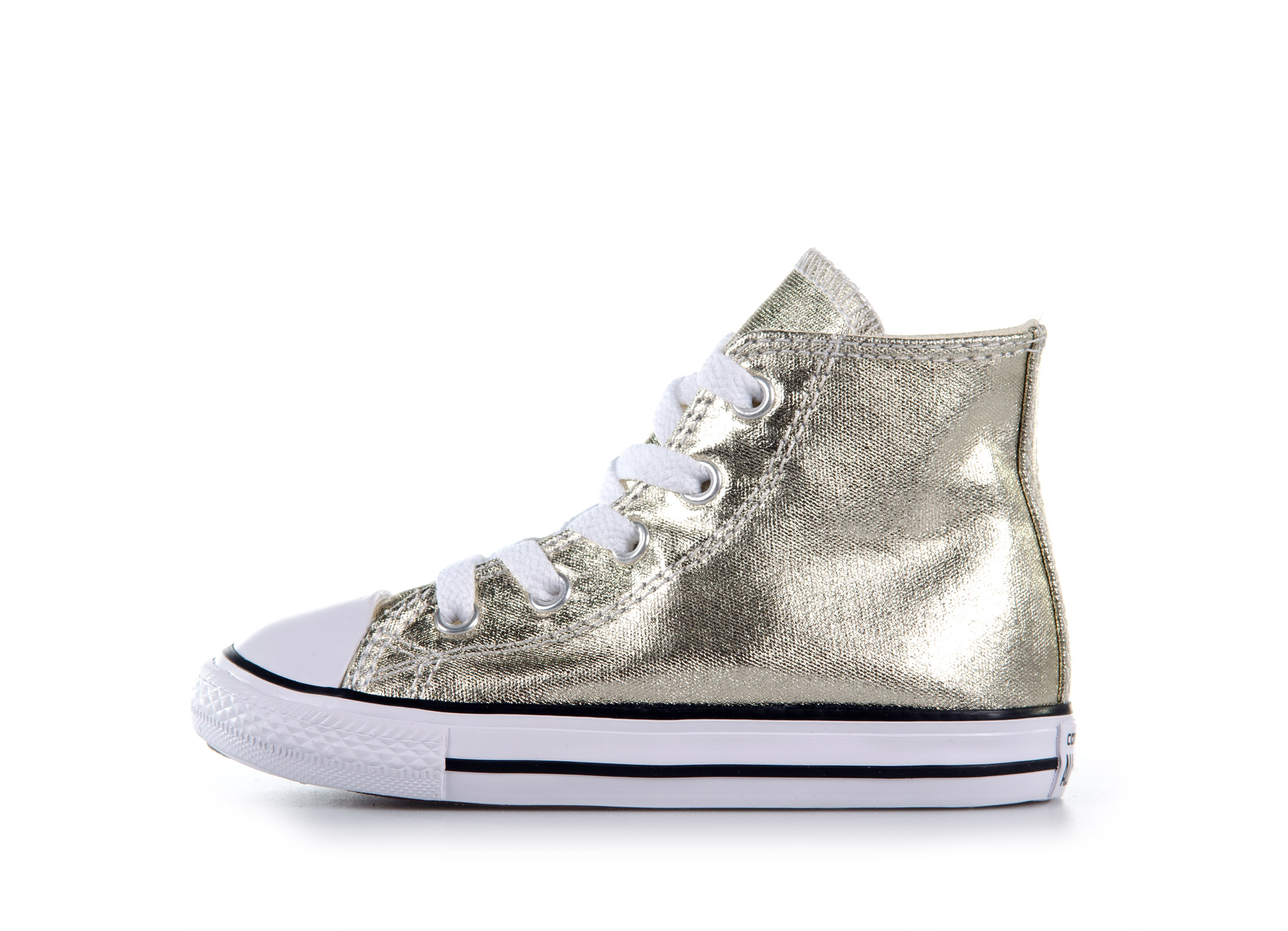 Converse All Star Light Gold Infant 753178C Χρυσό