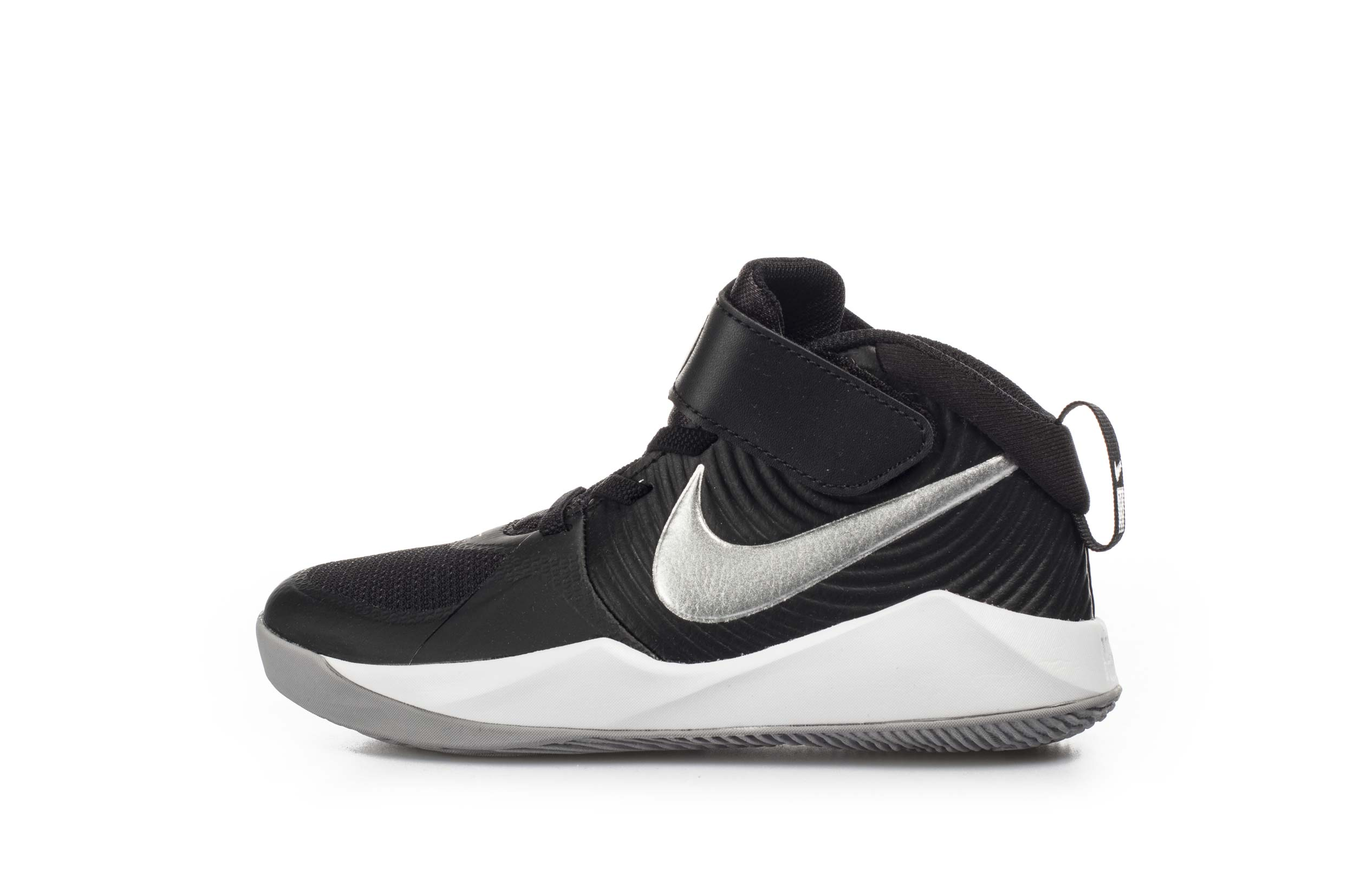 NIKE TEAM HUSTLE D 9 PS AQ4225-001 Μαύρο