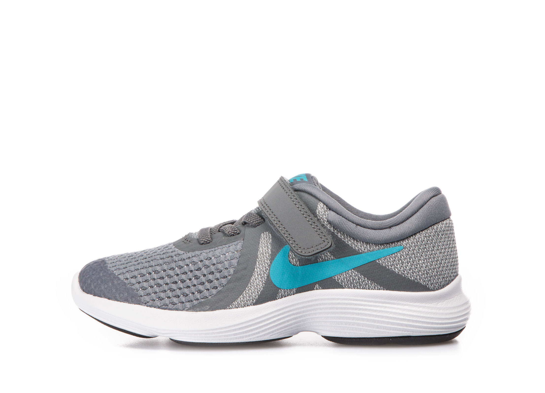 NIKE REVOLUTION 4 (PS) 943305-014 Ανθρακί