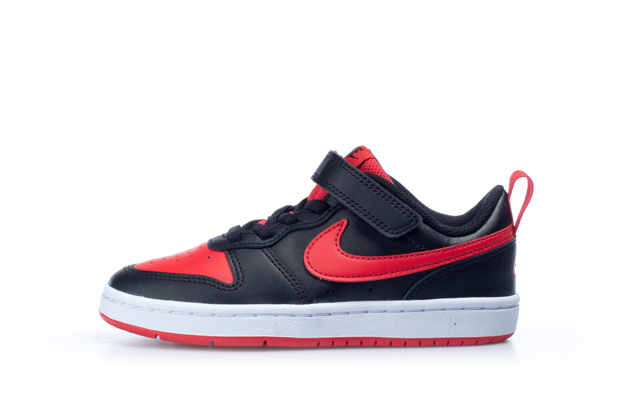 NIKE COURT BOROUGH LOW 2 BQ5451-007 Μαύρο