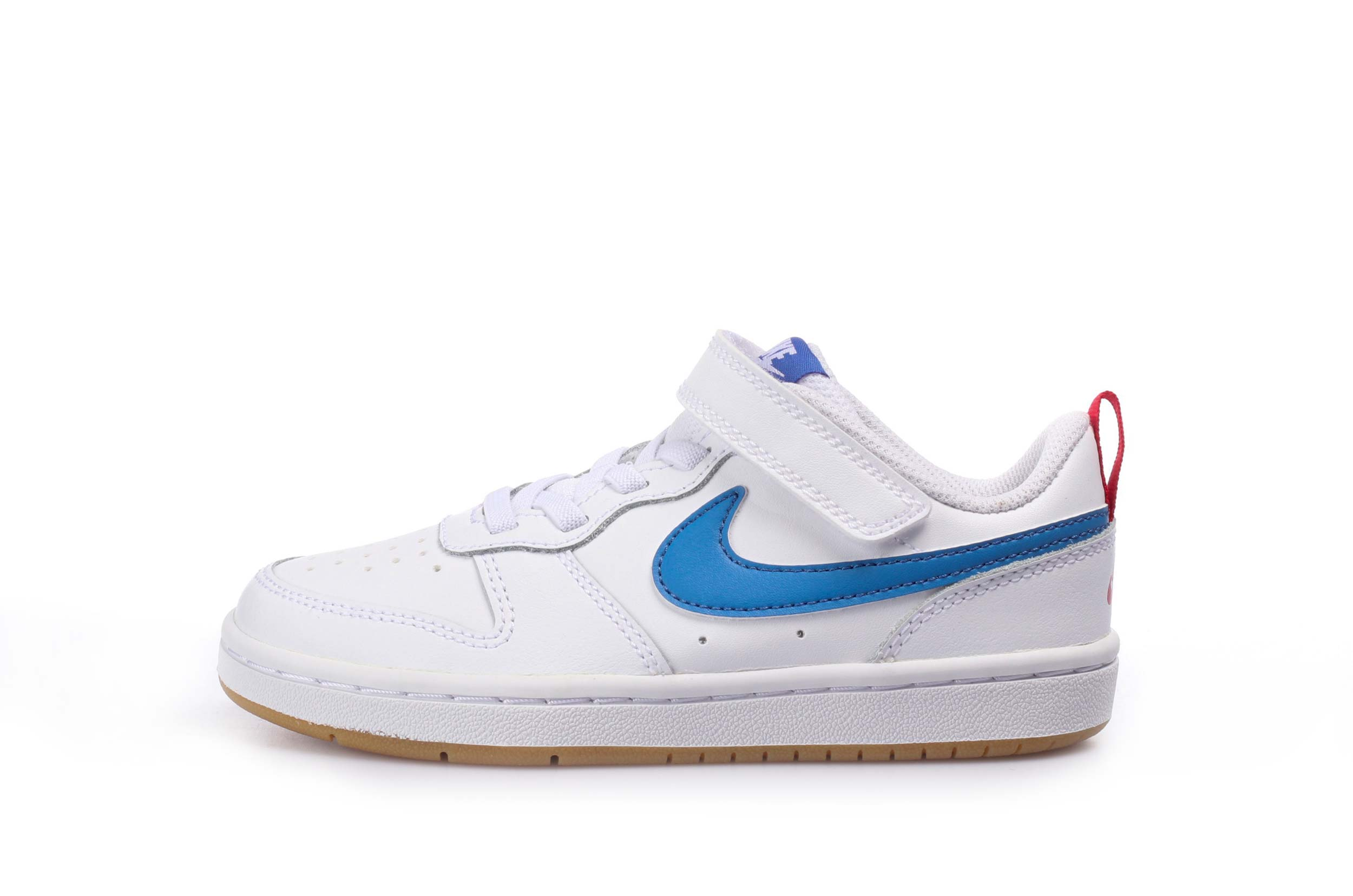 NIKE COURT BOROUGH LOW 2 BQ5451-109 Λευκό