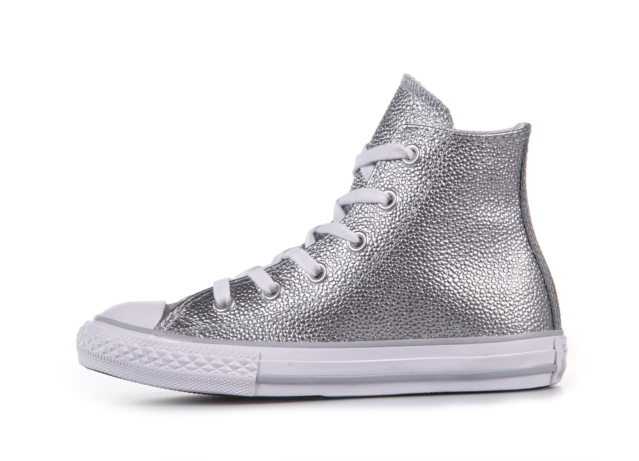 Converse All Star Chuck Taylor Metallic 353346C Ασημί