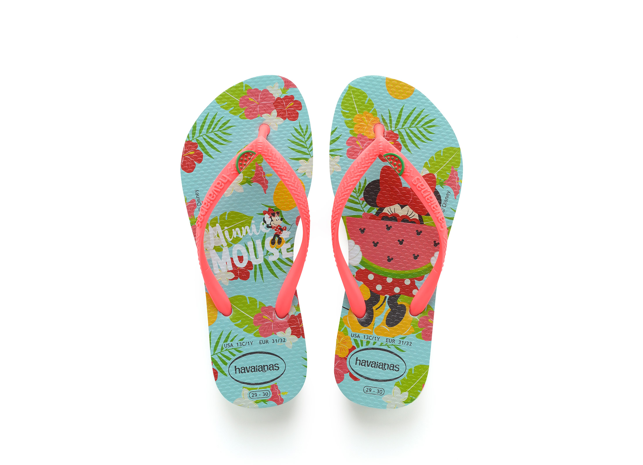 HAVAIANAS KIDS SLIM DISNEY COOL 4130287-0274 Πολύχρωμο