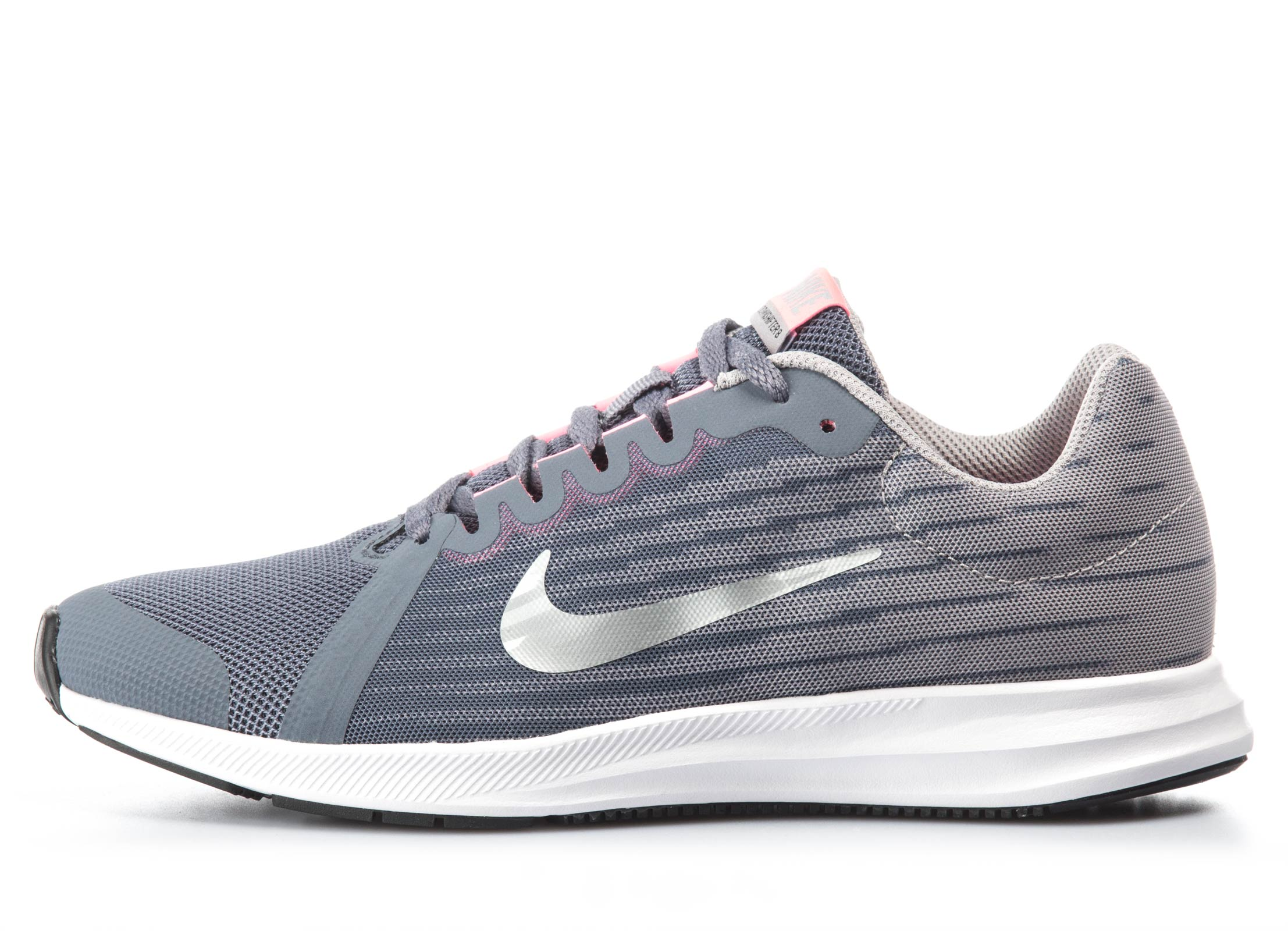 NIKE DOWNSHIFTER 8 (GS) 922855-002 Ανθρακί