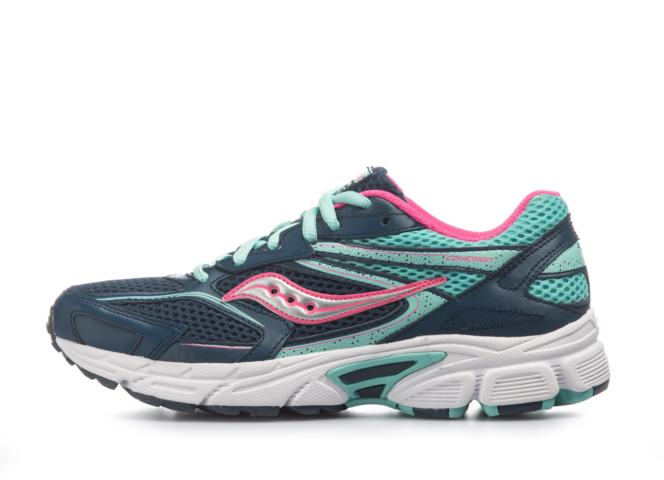 SAUCONY COHESION 9 LTT SY55548 Πετρόλ