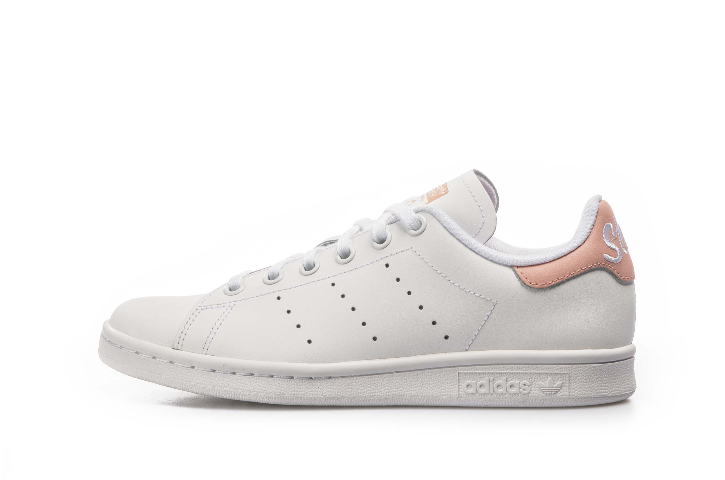 adidas Originals STAN SMITH J EE7571 Λευκό