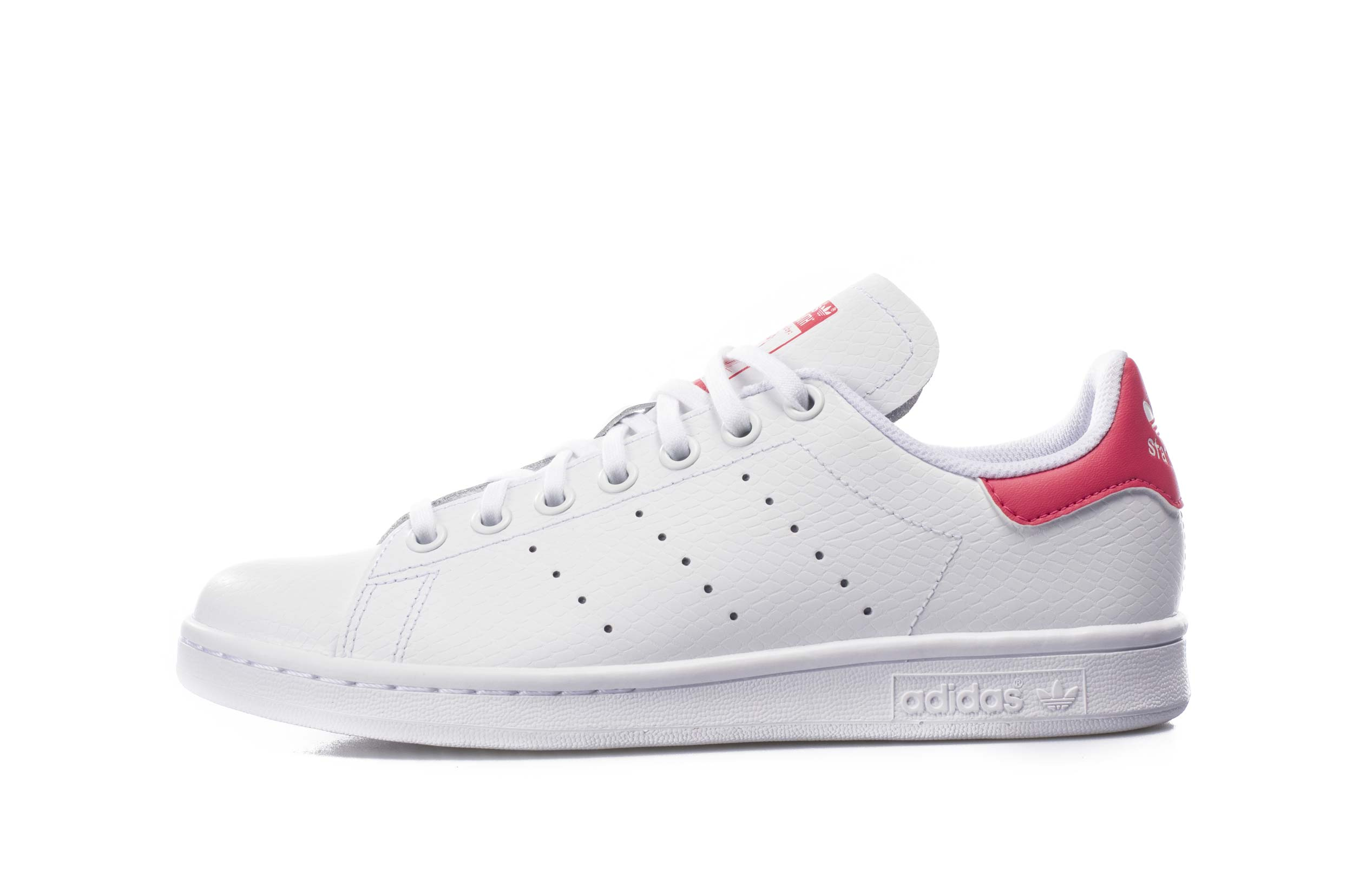 adidas Originals STAN SMITH J EE7573 Λευκό
