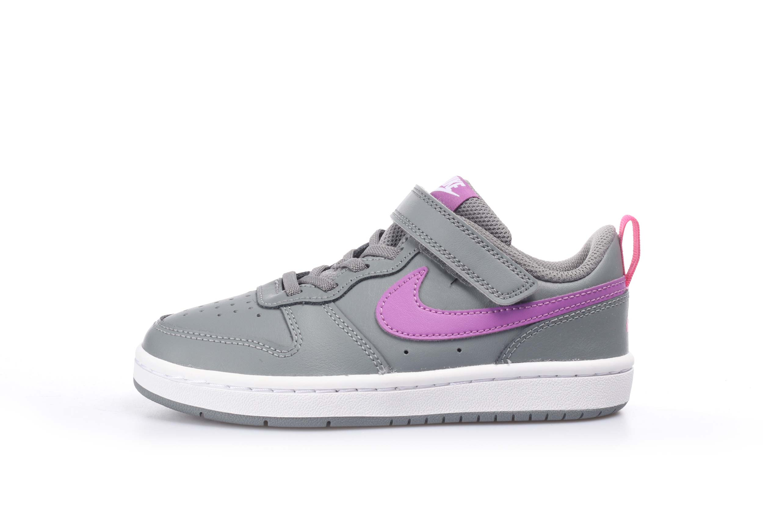 NIKE COURT BOROUGH LOW 2 BQ5451-006 Ανθρακί