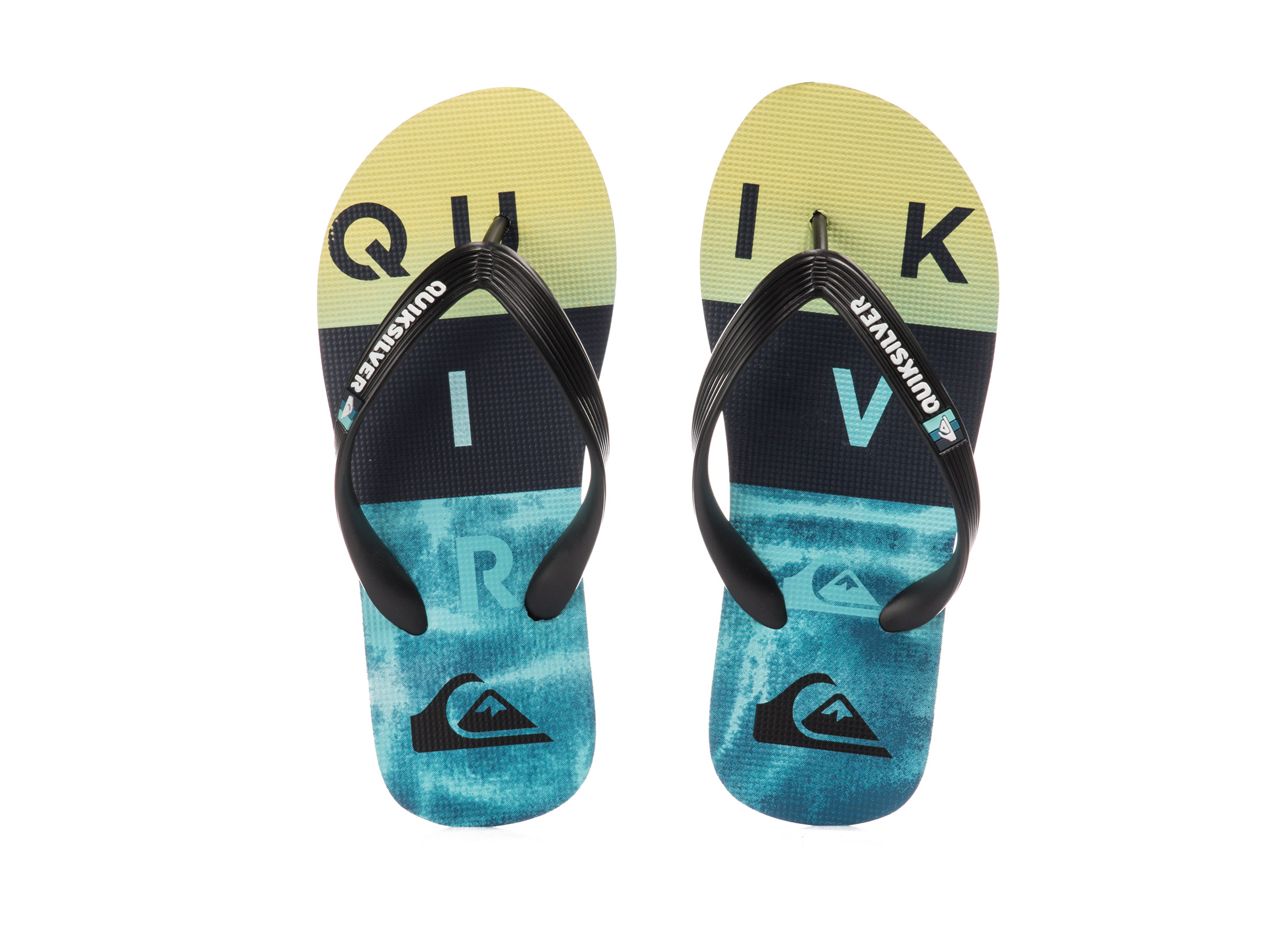 QUIKSILVER MOLOKAI WORDBLOCK VOLLEY YOUTH AQBL100380-XKSB ΠΟΛΥΧΡΩΜΟ