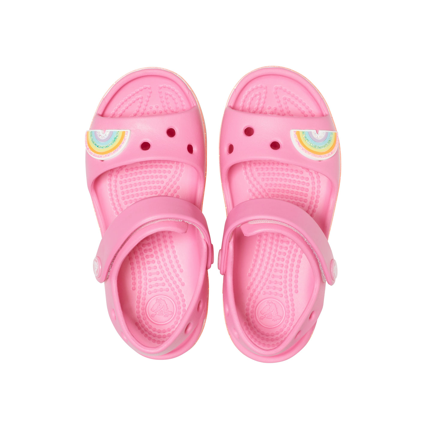 CROCS CROCBAND IMAGINATION SANDAL PS 206145-669 Φούξια