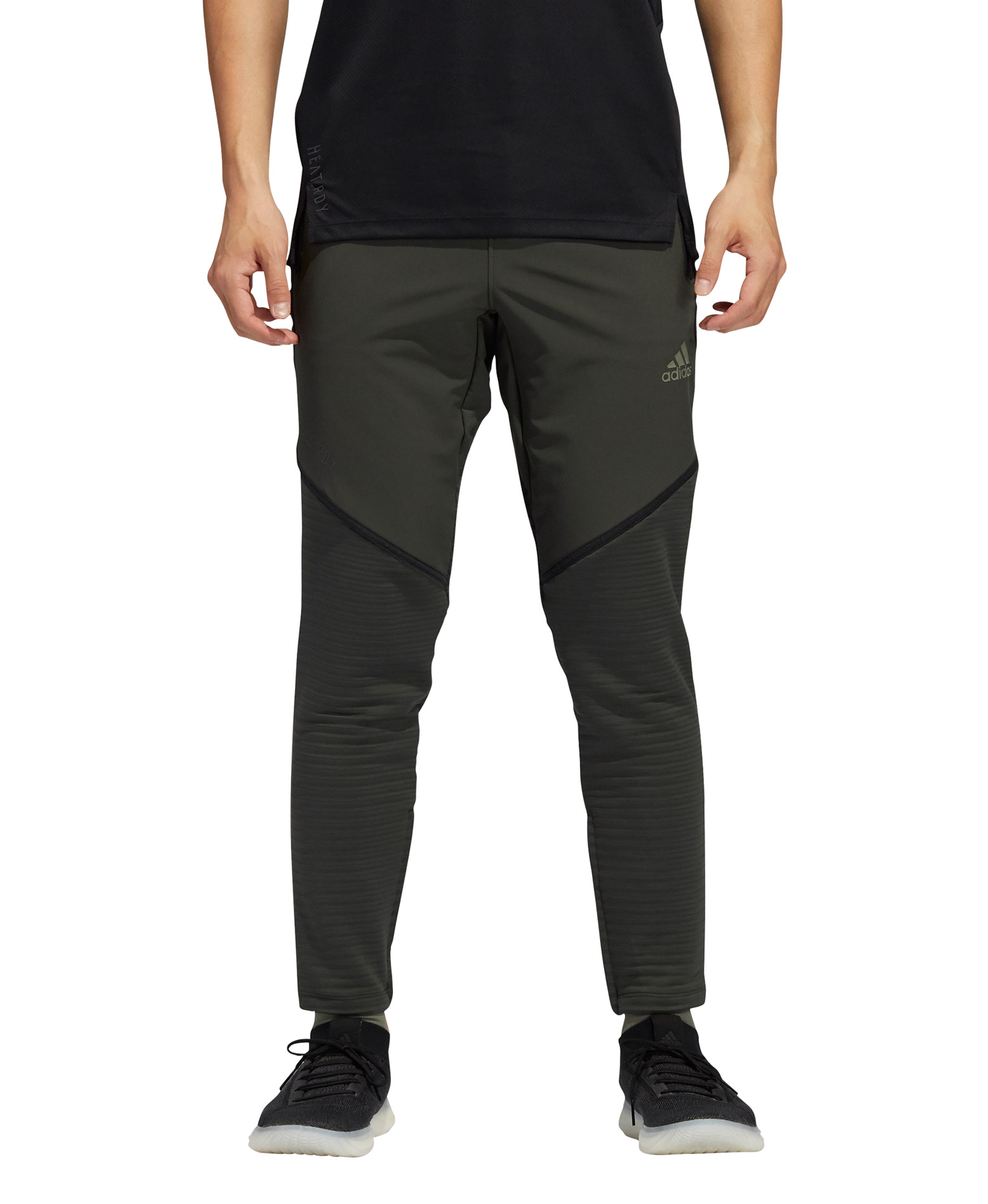 adidas Performance COLD.RDY TRAINING JOGGERS GJ0344 Χακί