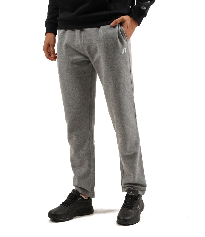 Russell Athletic OPEN LEG PANT A0-007-2-090 Γκρί