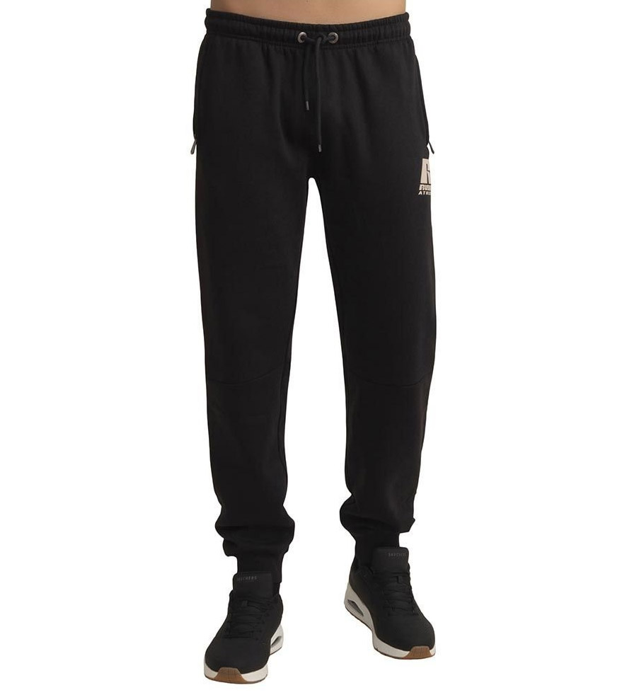 Russell Athletic CUFFED PANT A0-074-2-099 Μαύρο