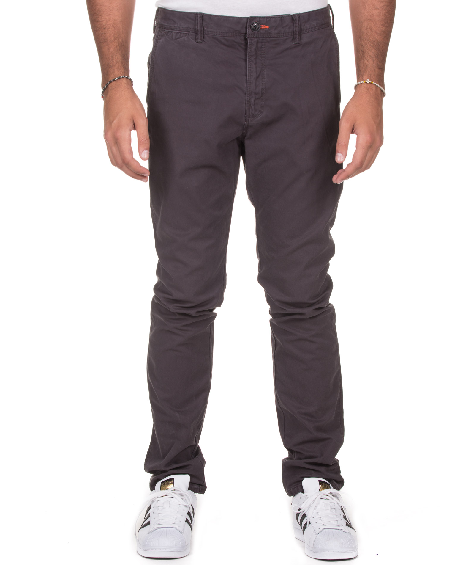 SUPERDRY ROOKIE CHINO M70101BP-DEZ Ανθρακί