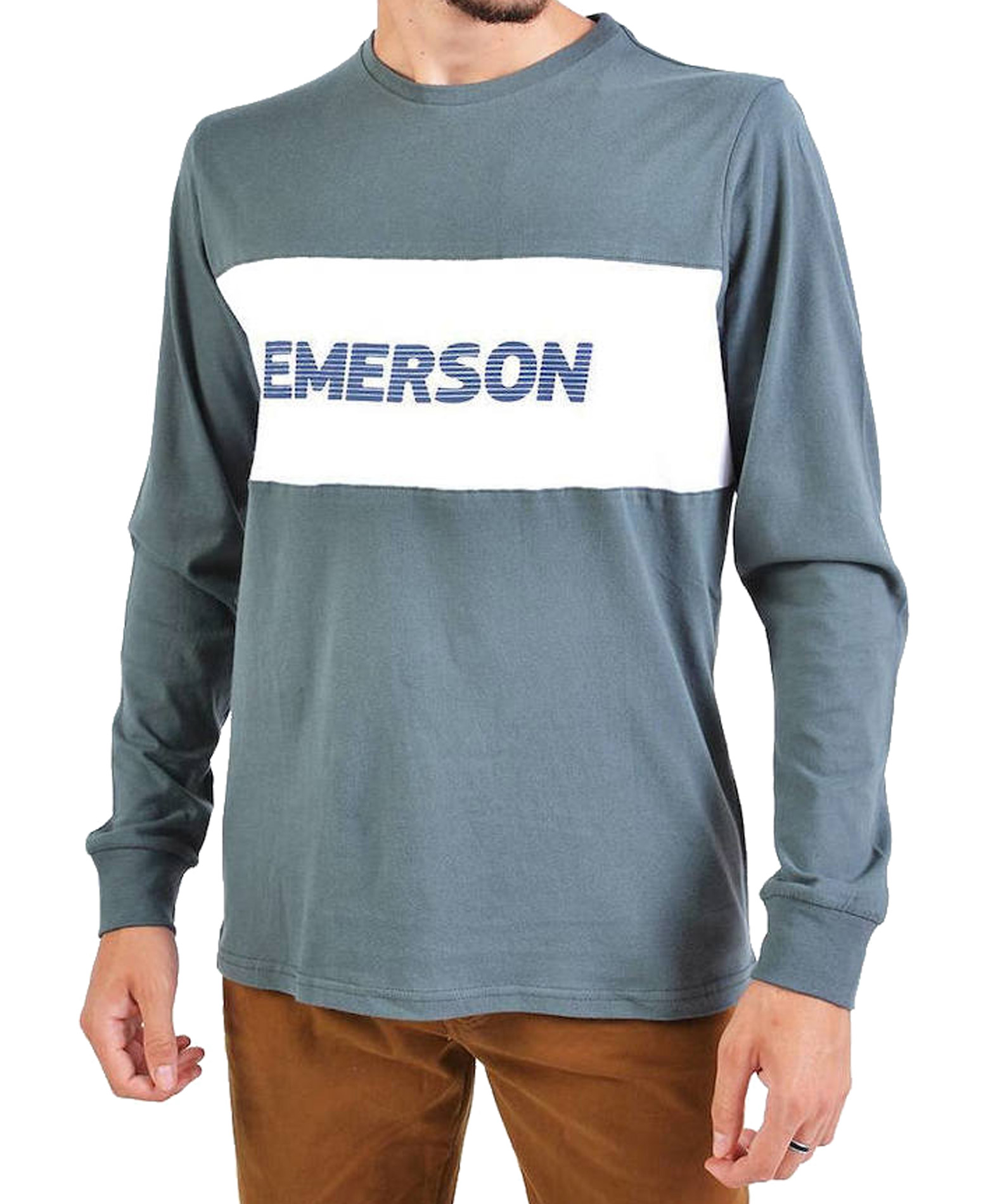 EMERSON 192.EM31.45-ARMY GREEN/WHITE Χακί