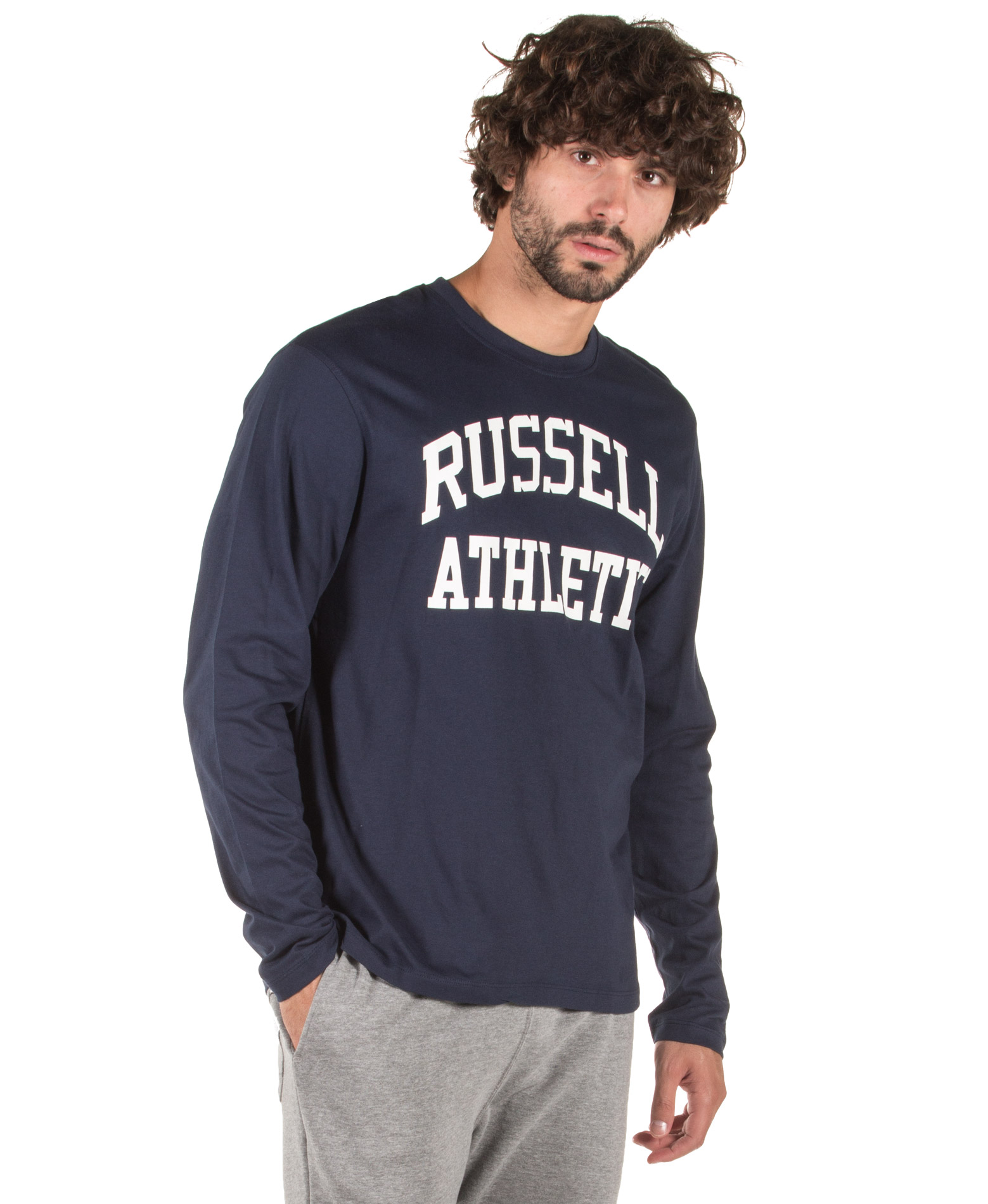 Russell Athletic A8-003-2-190 Μπλε
