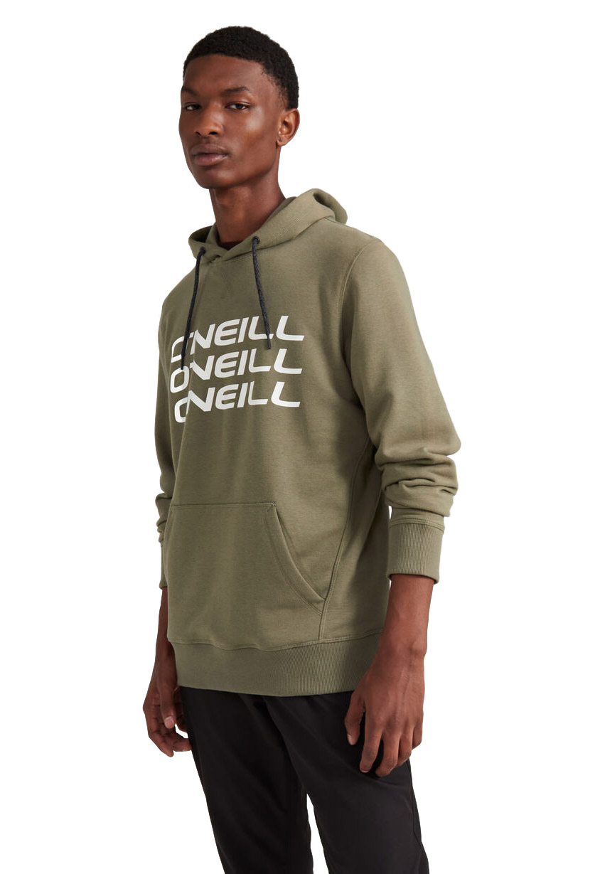 O'NEILL LM TRIPLE STACK HOODIE 0P1442-8005 Χακί